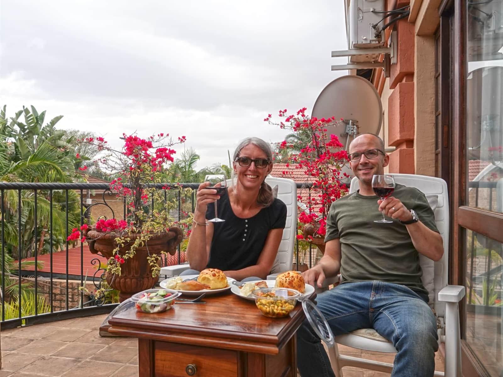 Aaron & Ilse from Sittard, Netherlands