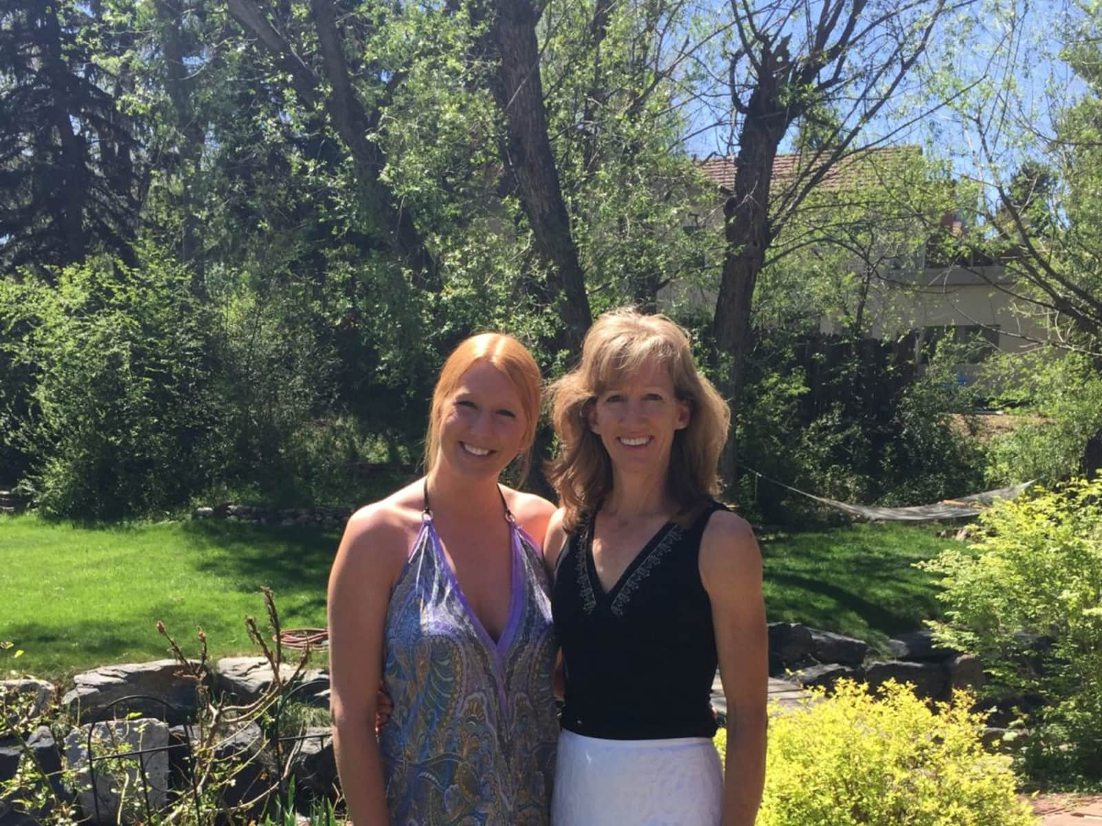 Cheryl from Lakewood, Colorado, United States