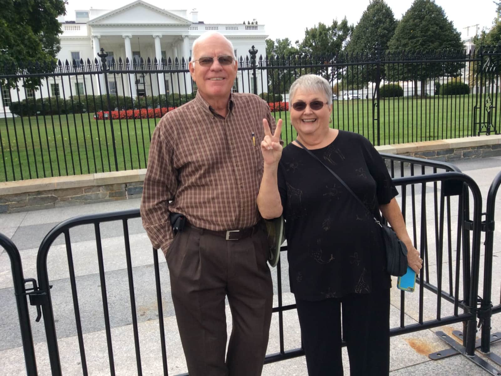Jerry & Linda from Georgetown, Texas, United States