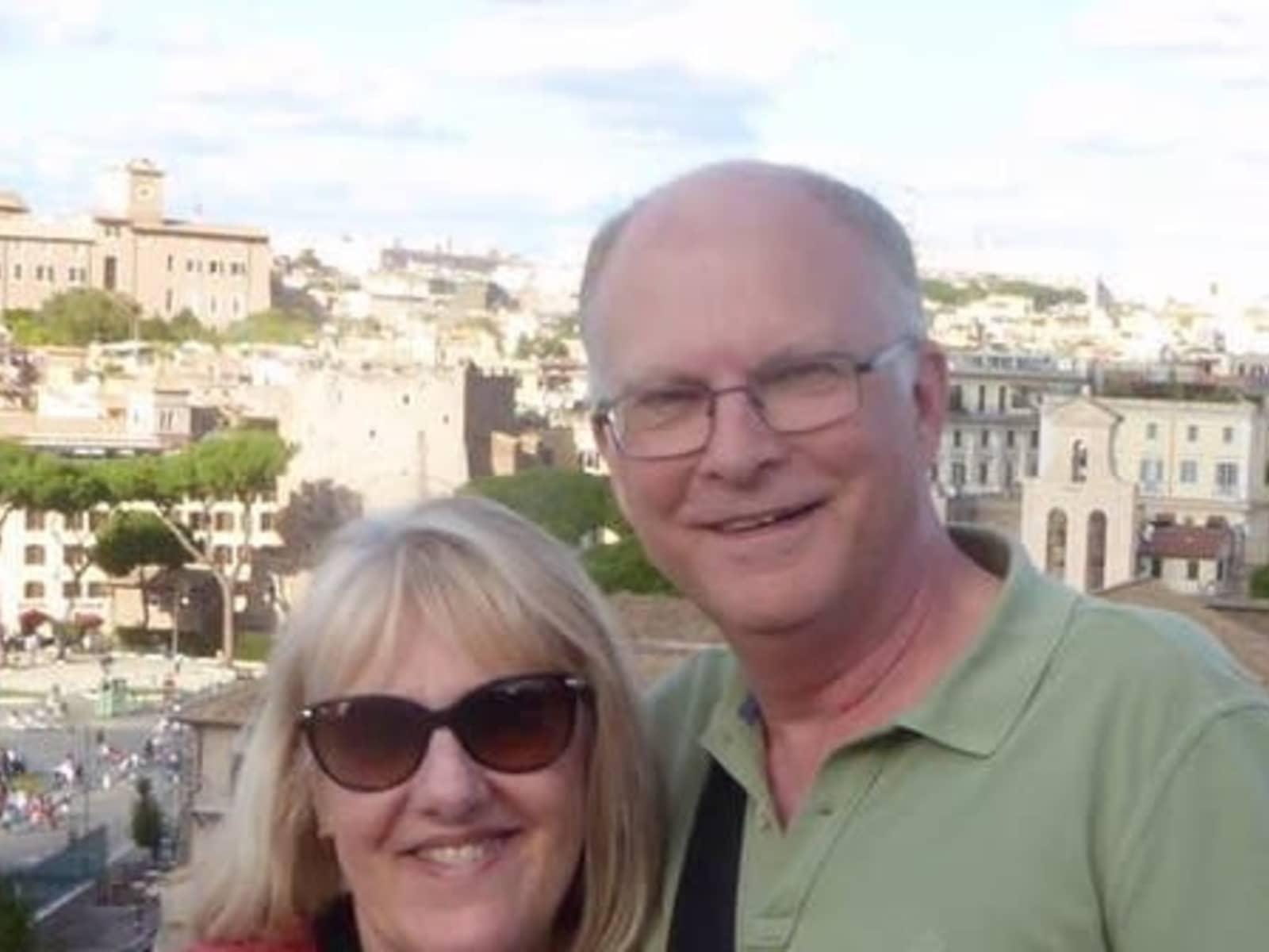 David & Rita from Melbourne, Victoria, Australia