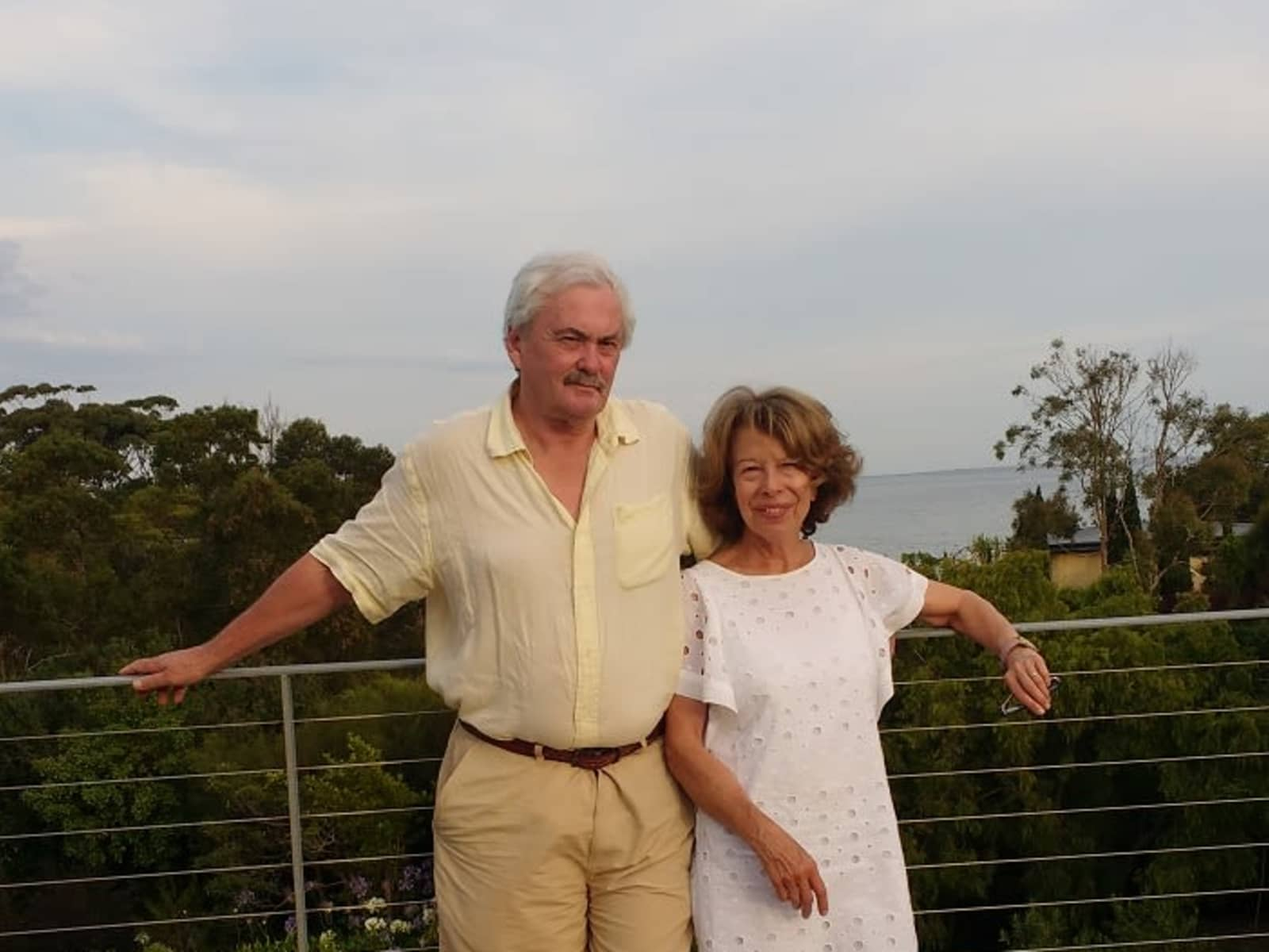 Jacqueline & Ronald from Brighton, Victoria, Australia