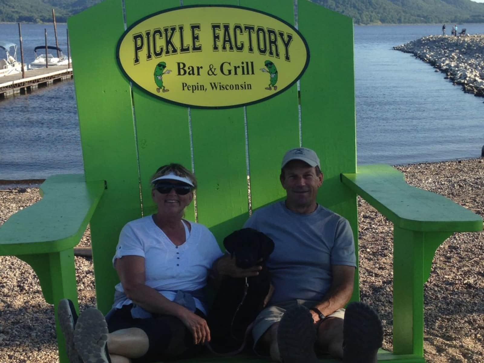 Dennis & sharon & Sharon from Cocoa Beach, Florida, United States