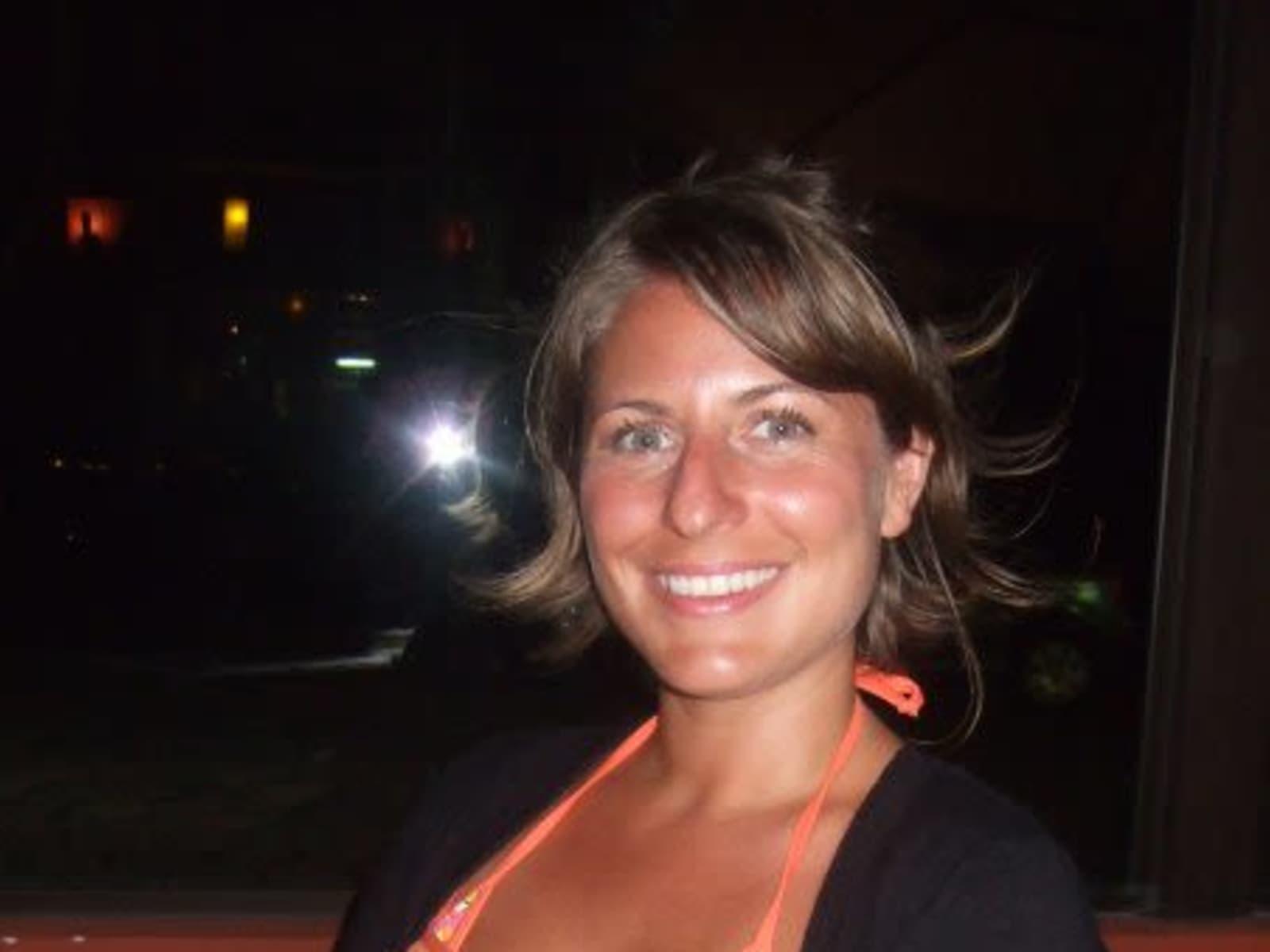 Joanna from Brighton, United Kingdom