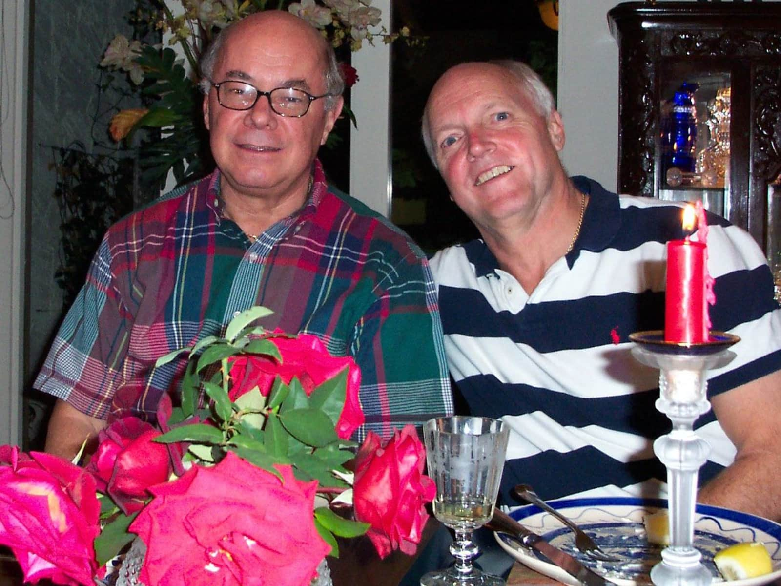 W. harvey & Robert a. from Palm Springs, California, United States