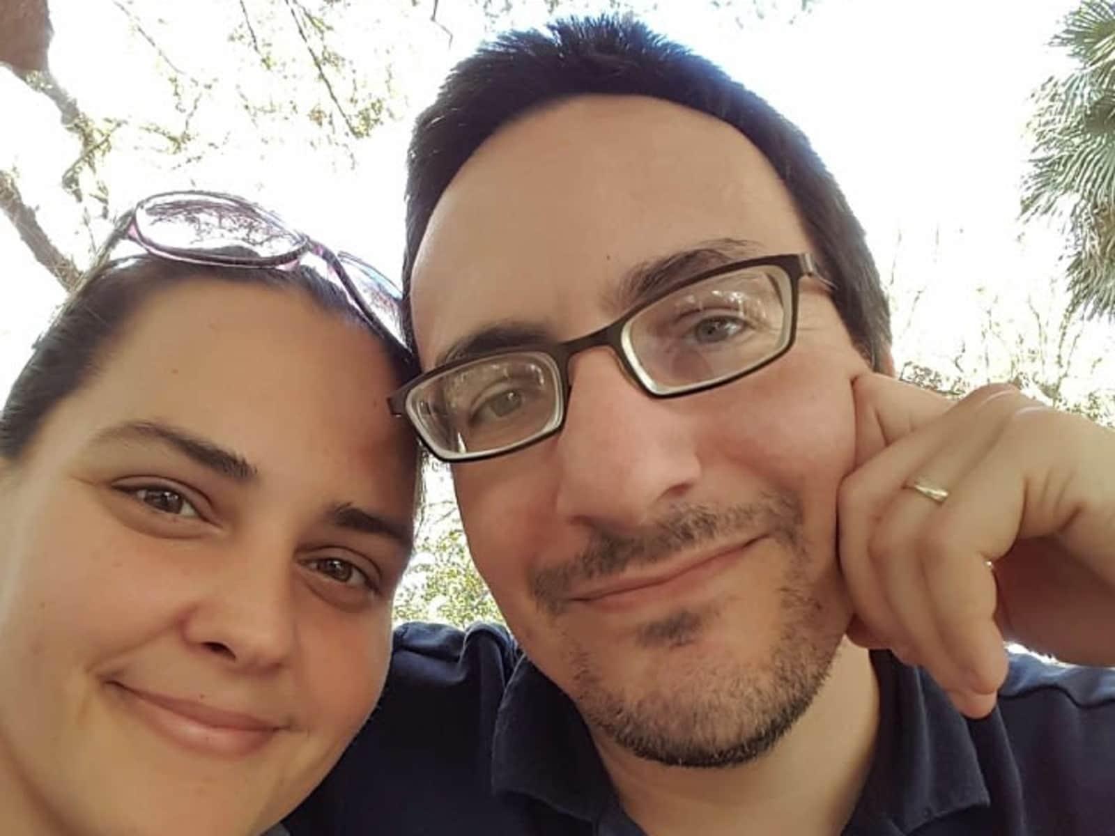 Elizabeth & Chris from Marianna, Florida, United States