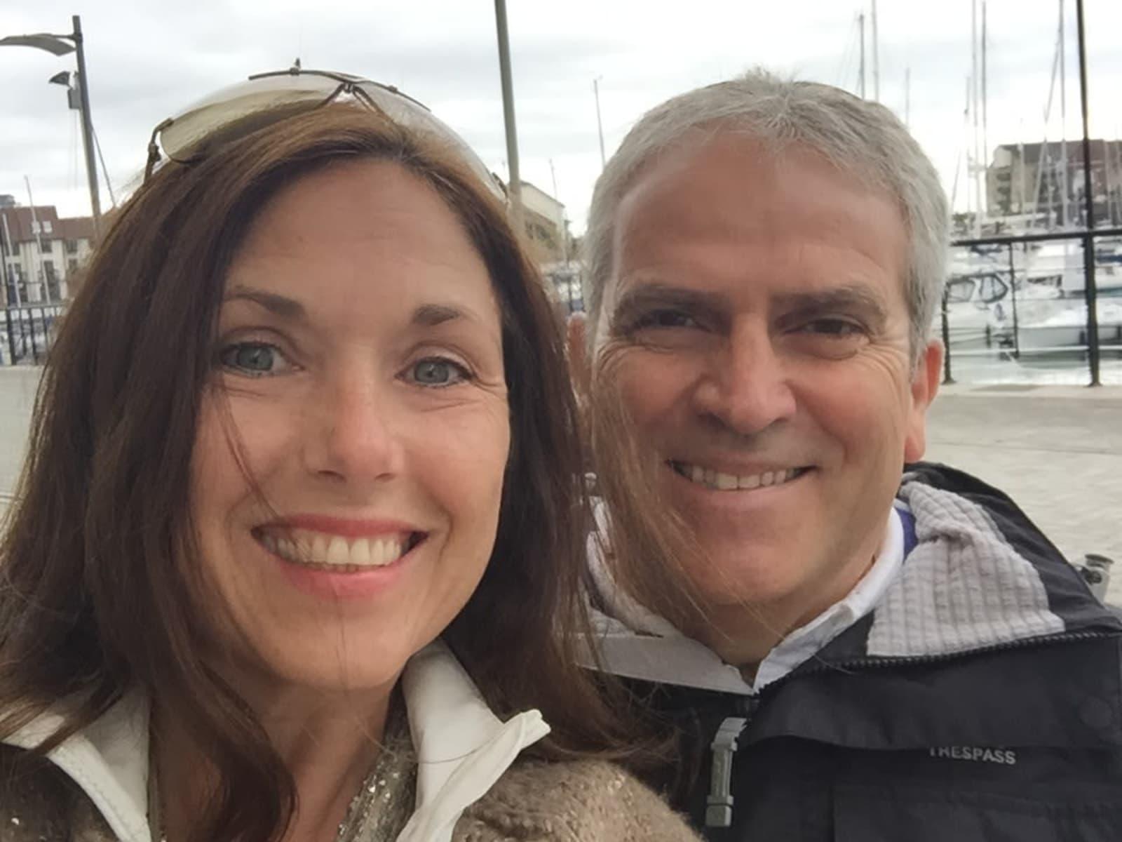 Donna & Mark from Fareham, United Kingdom