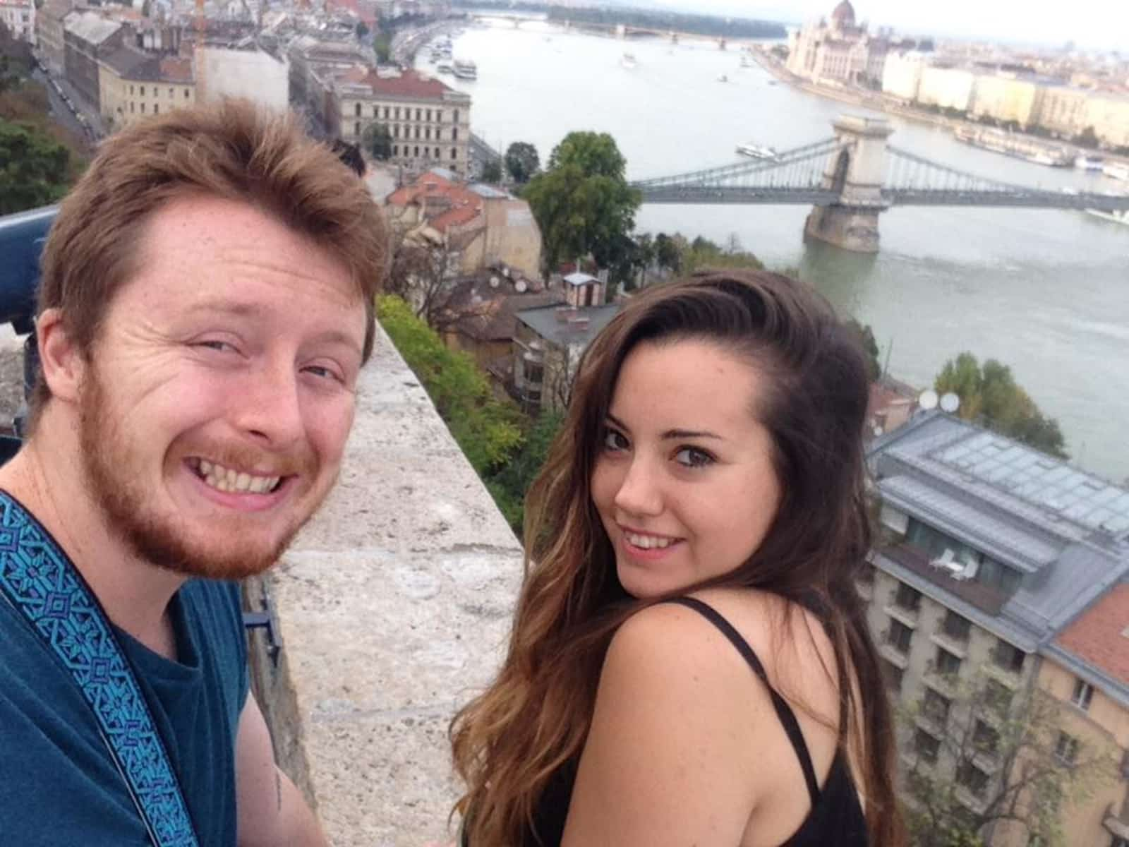 Mary & Lewis from Loughborough, United Kingdom