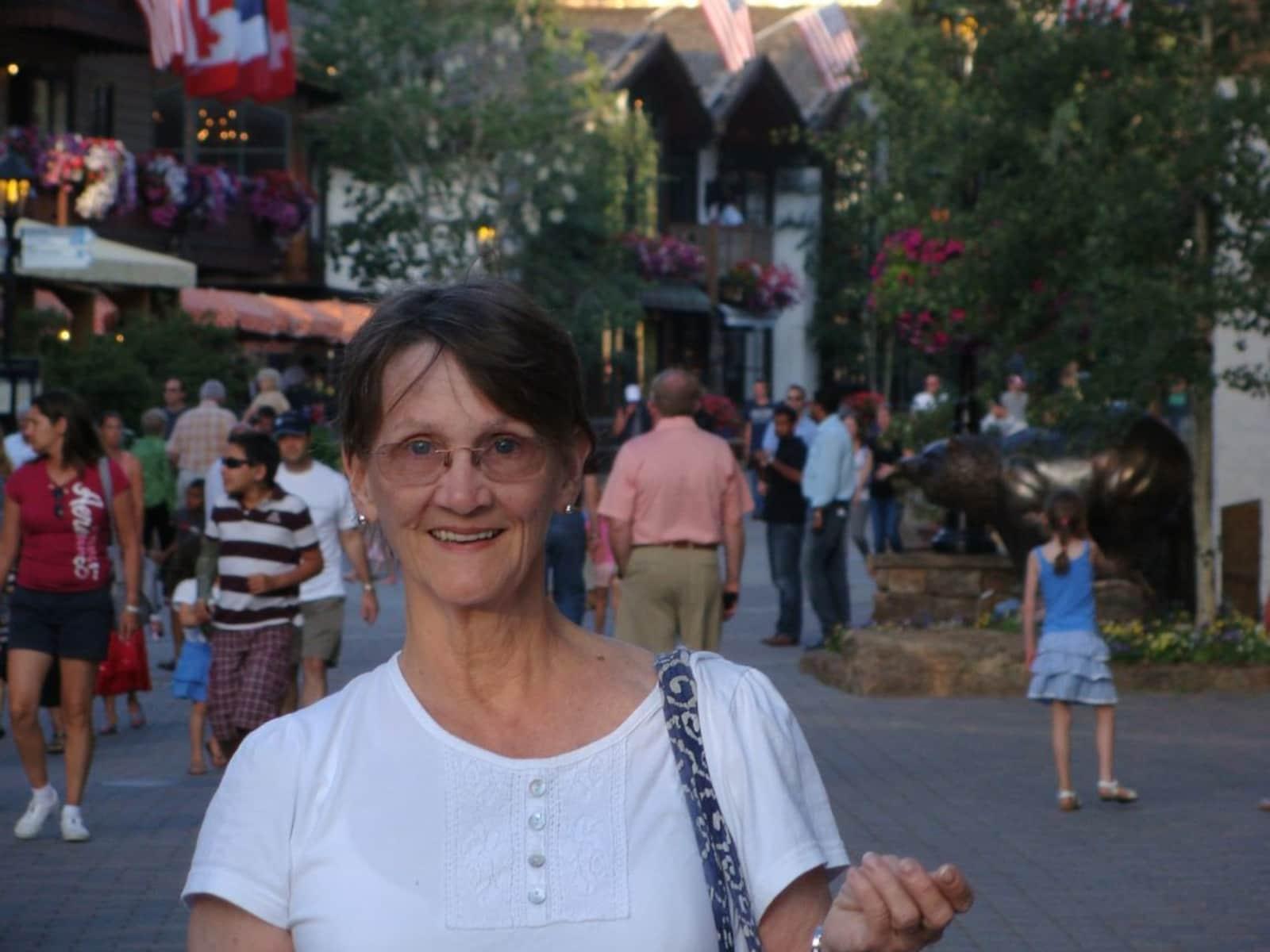 Barbara from Orlando, Florida, United States