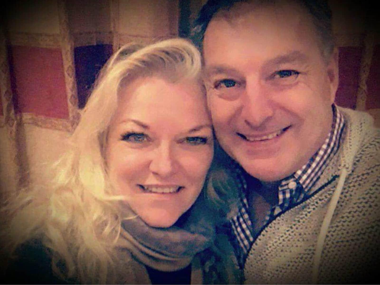 Heather & Steve from City of London, United Kingdom