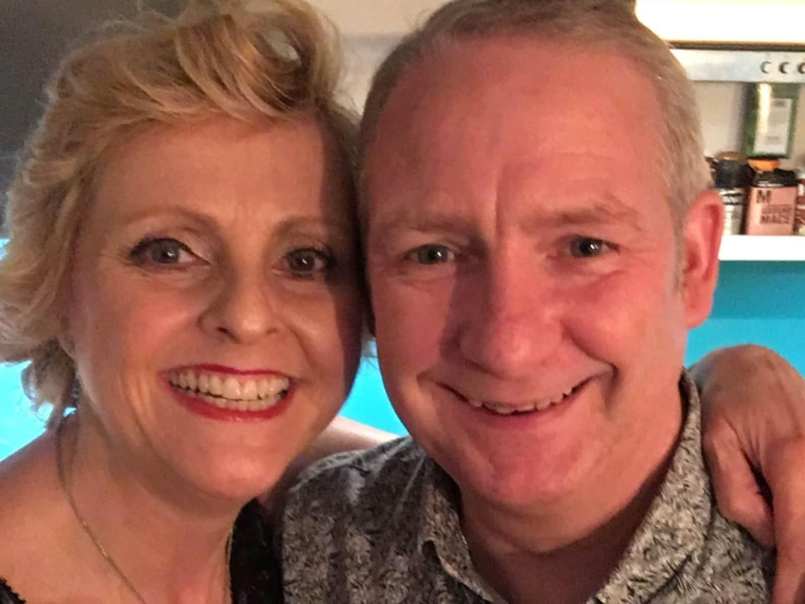 Debbie & Bob from Macclesfield, United Kingdom