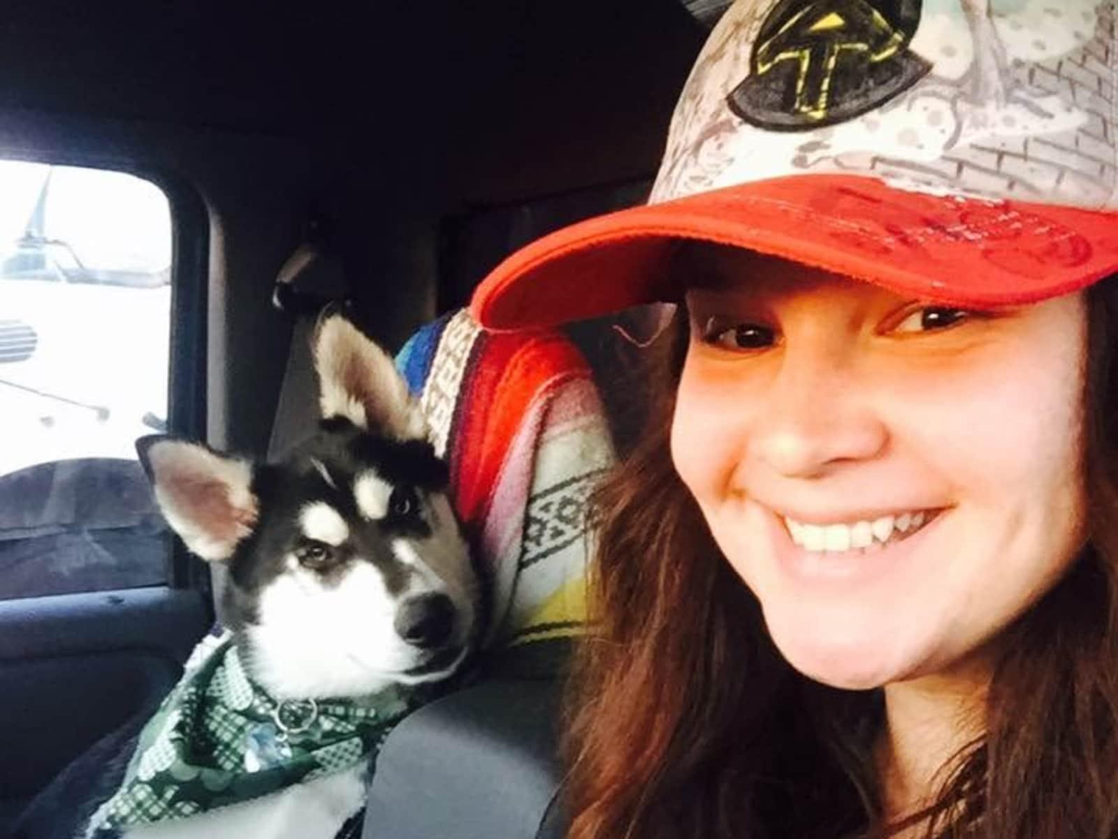 Yuliya from Austin, Texas, United States