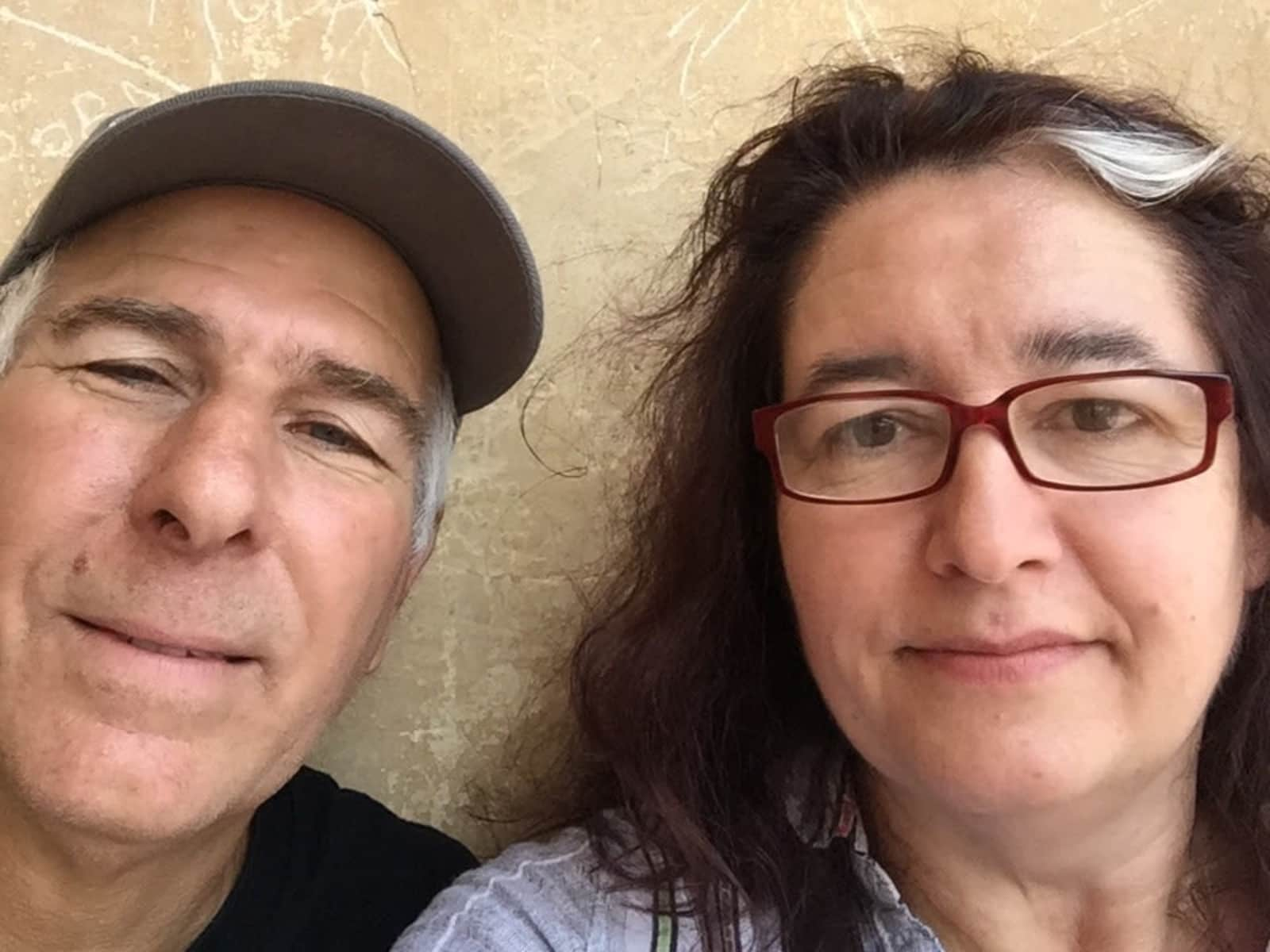Renske & John from Altona North, Victoria, Australia