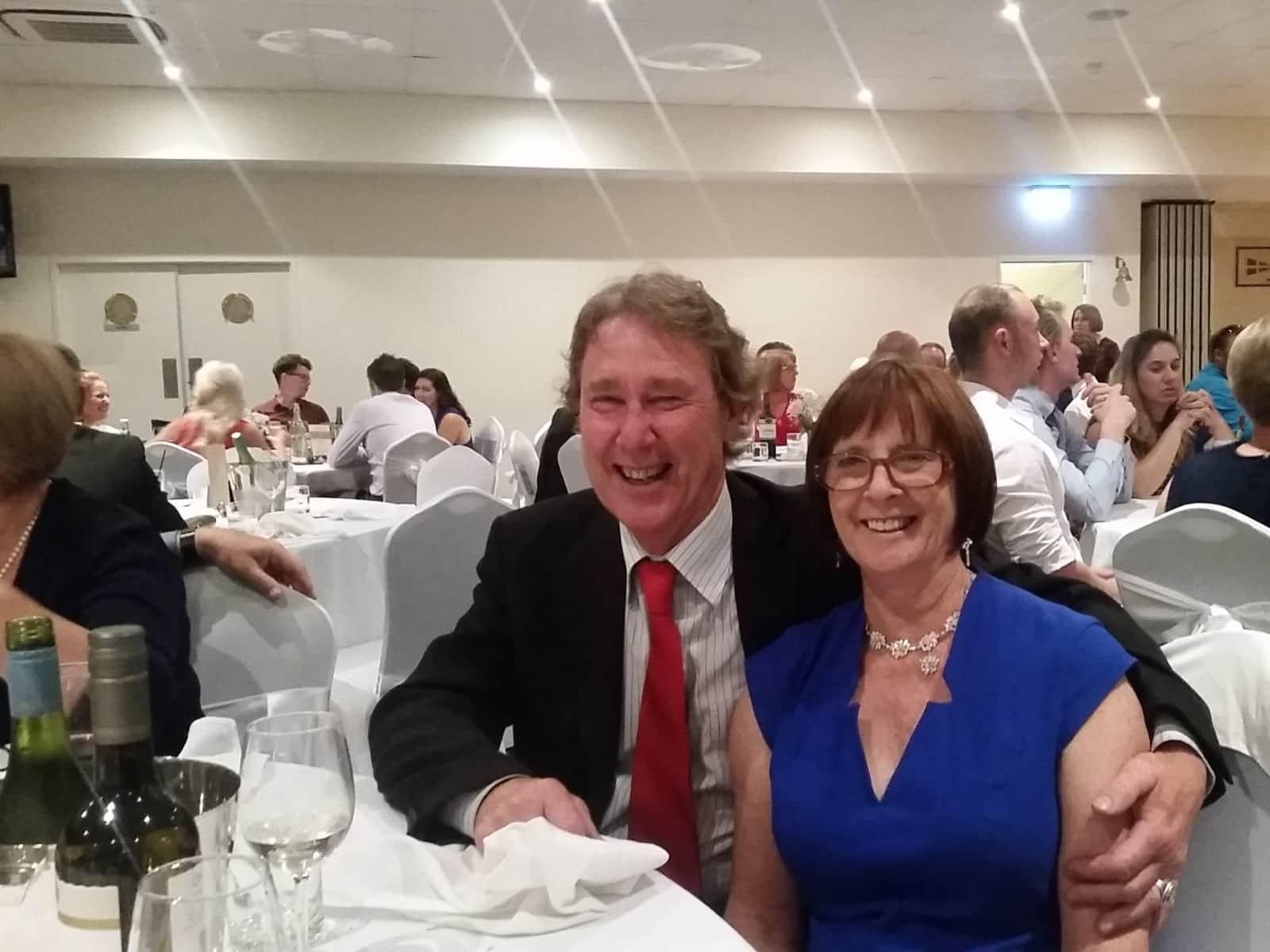 Robyn & Chris from Serpentine, Western Australia, Australia