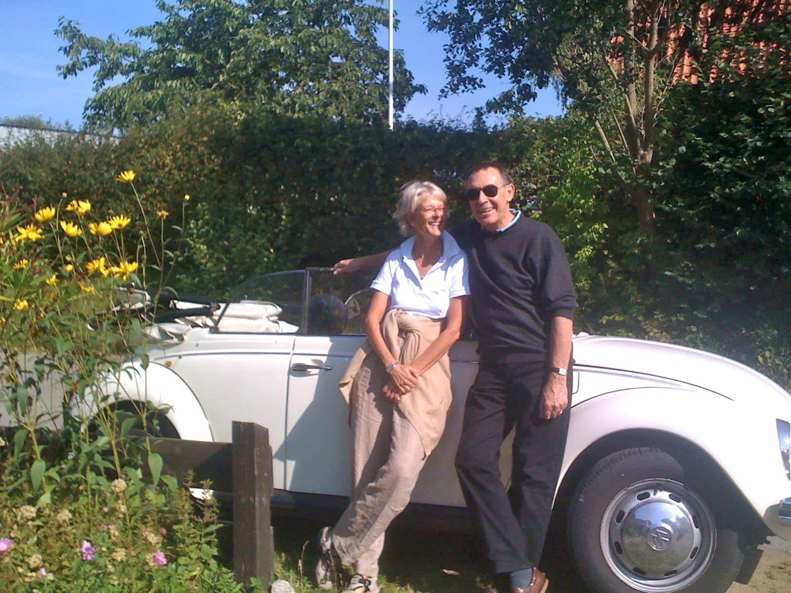 Michael & Regina from Hamburg, Germany