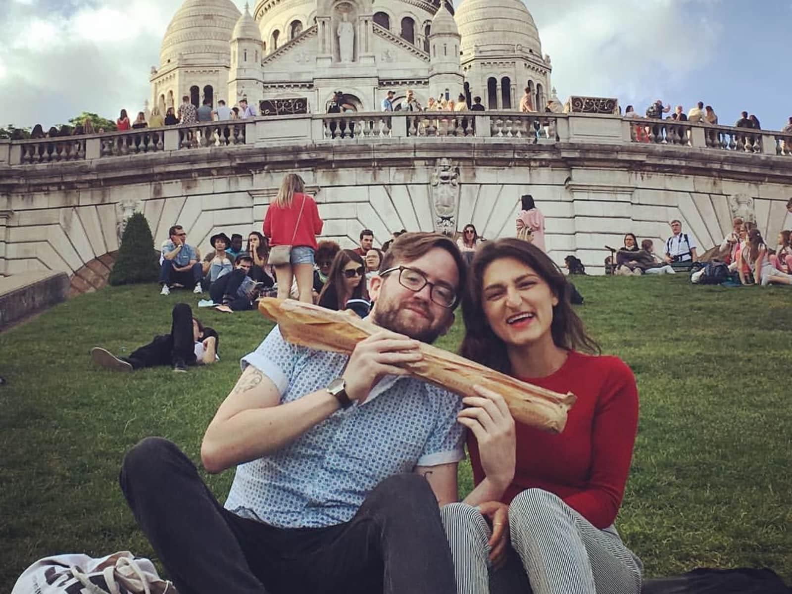 Jake & Arlinda from Iowa City, Iowa, United States