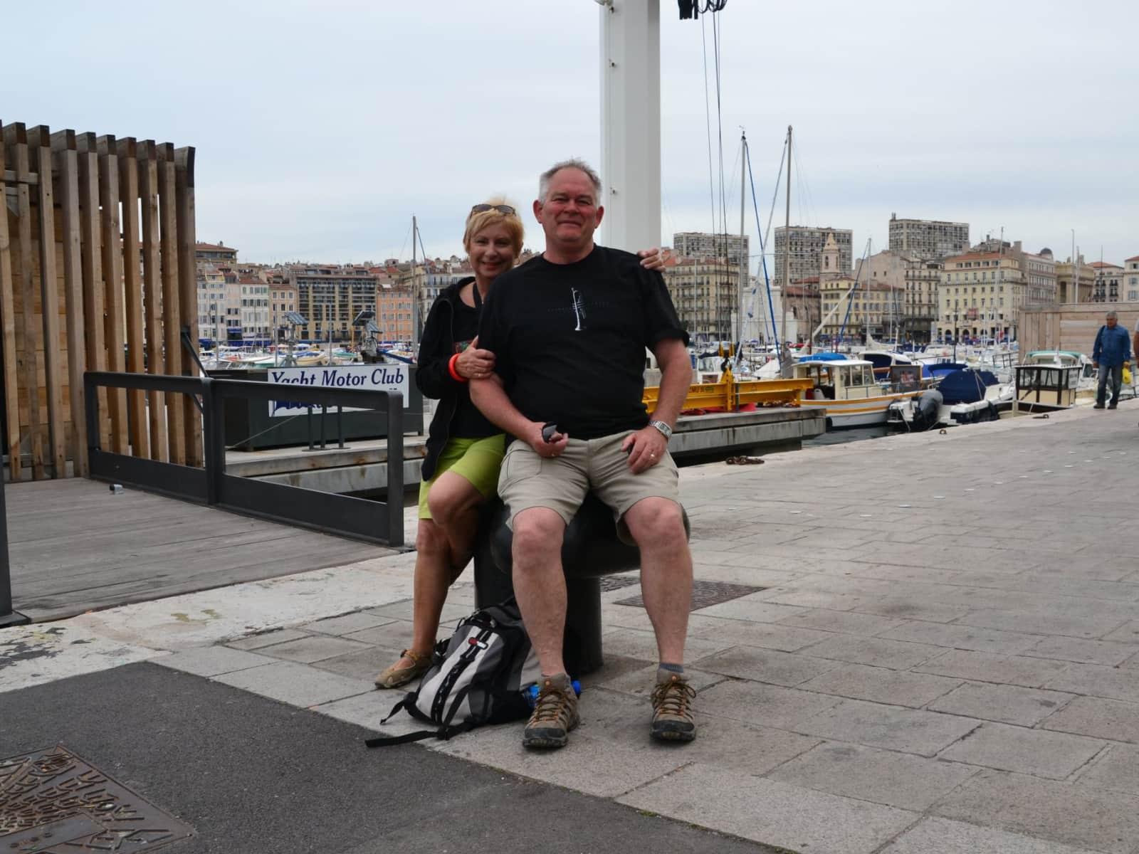 Vicki & Rod from Paihia, New Zealand