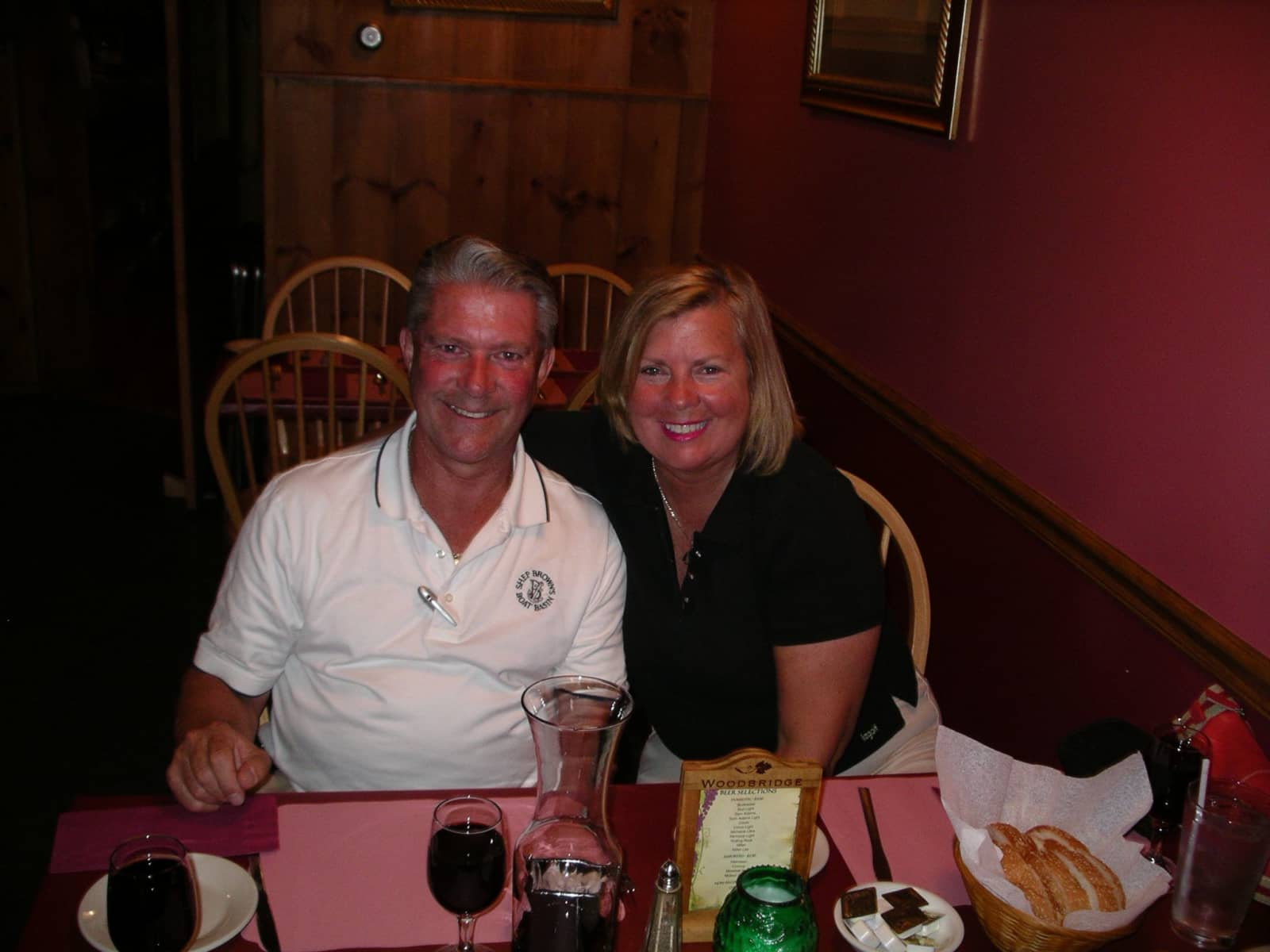 Jacqueline & Gerard from Blue Ridge, Georgia, United States
