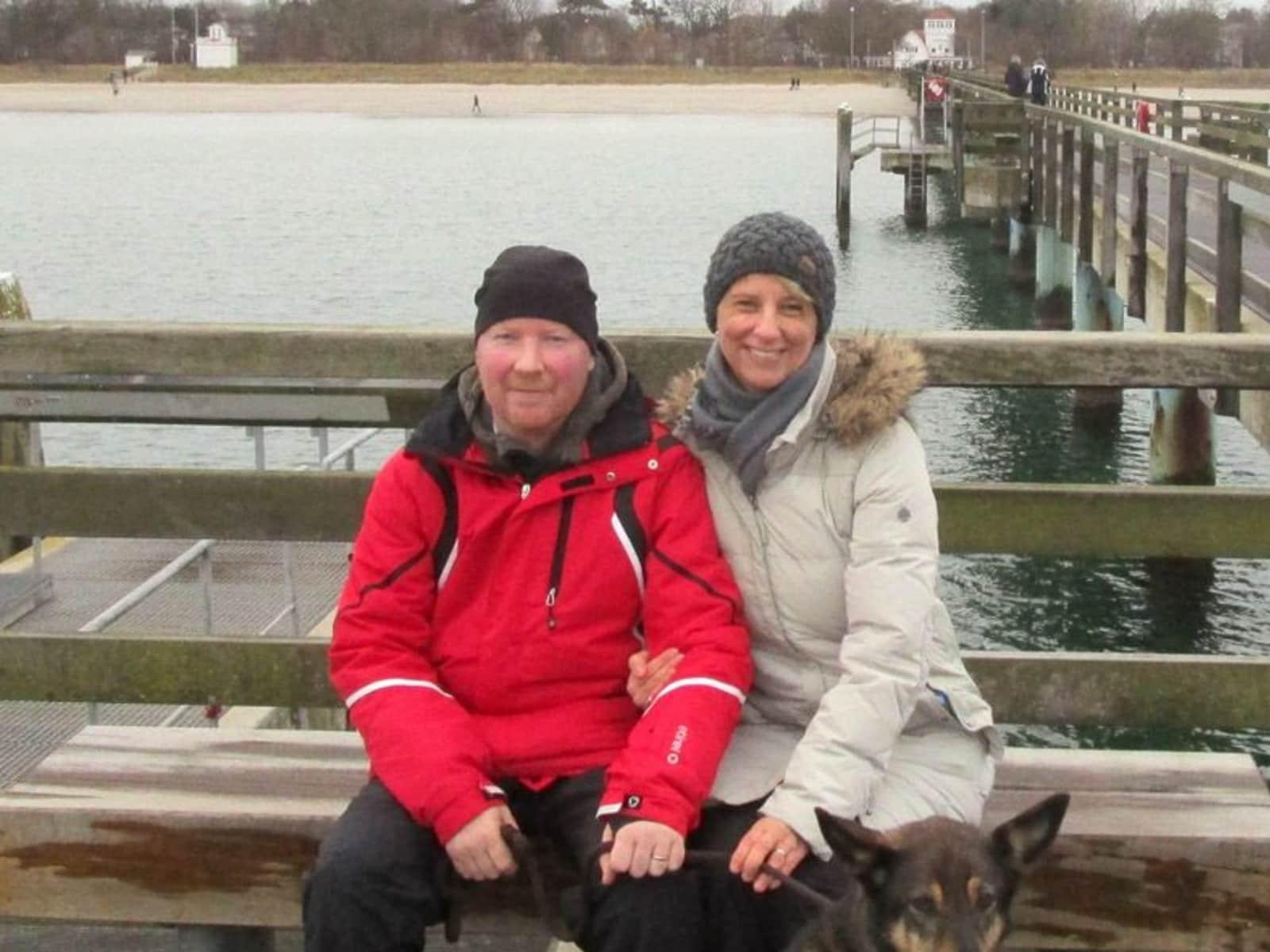 Sandra & Thorsten from Lüneburg, Germany