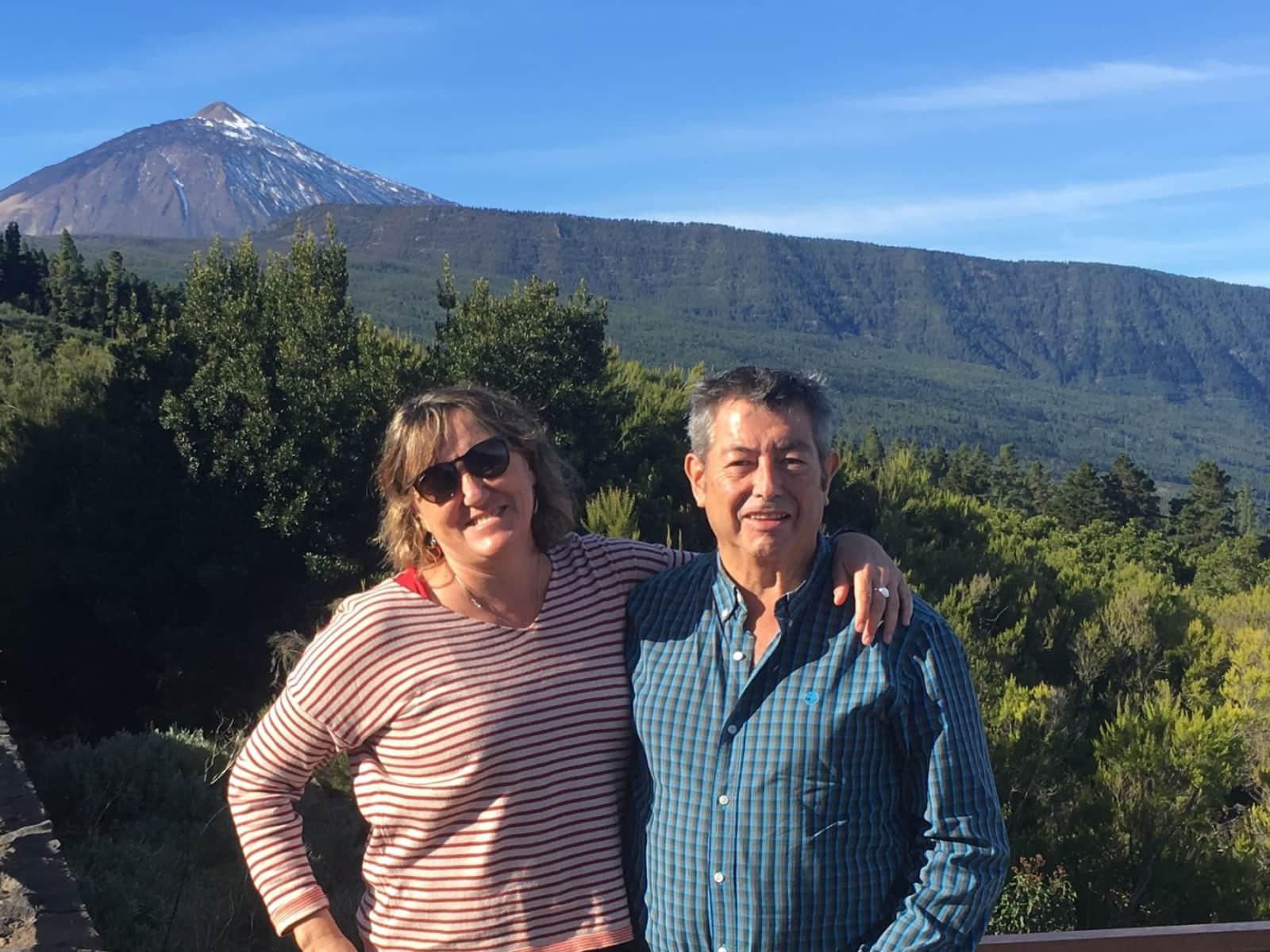 Ana & Eduardo from Pamplona, Spain
