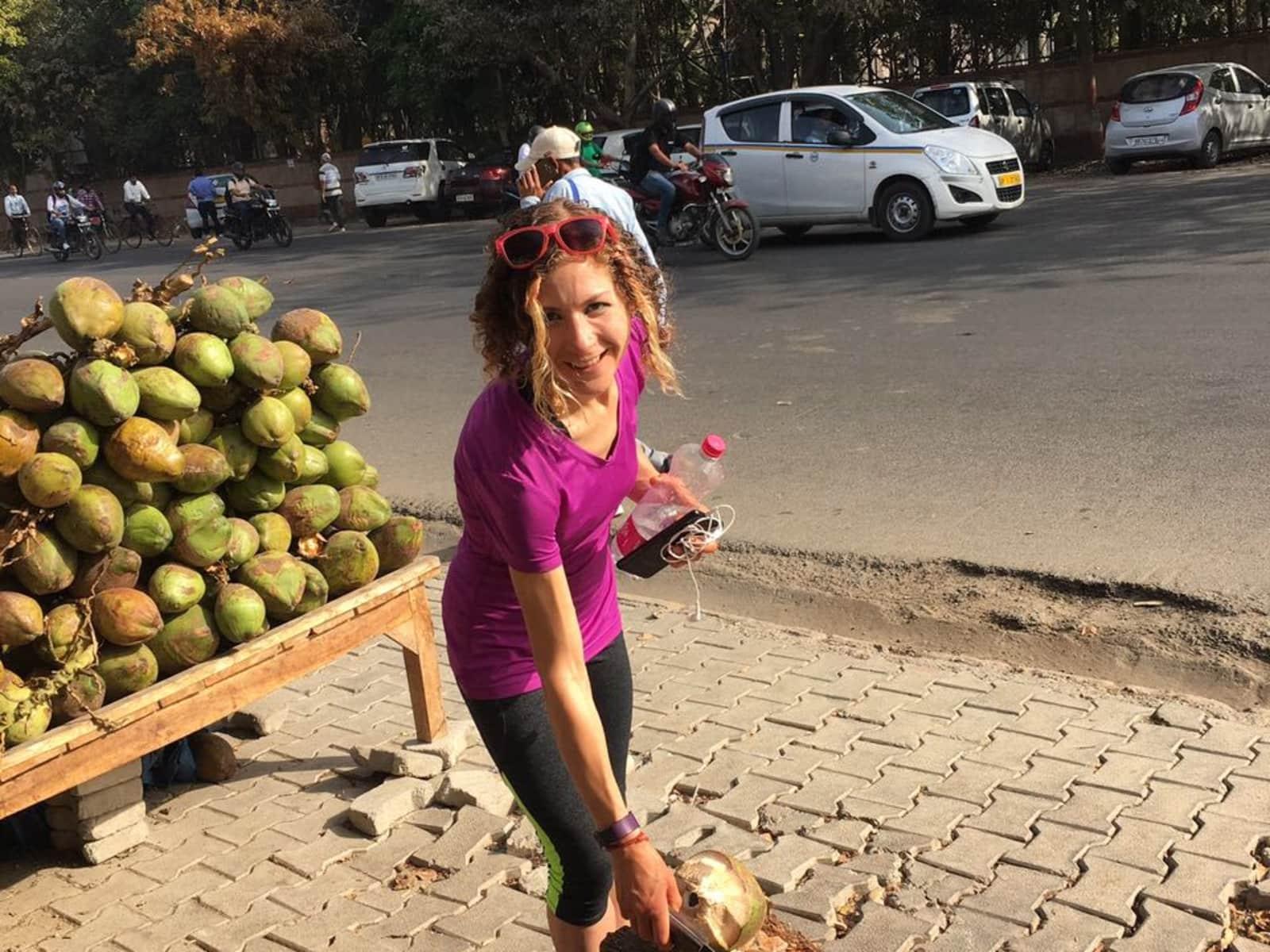Dana from Kathmandu, Nepal