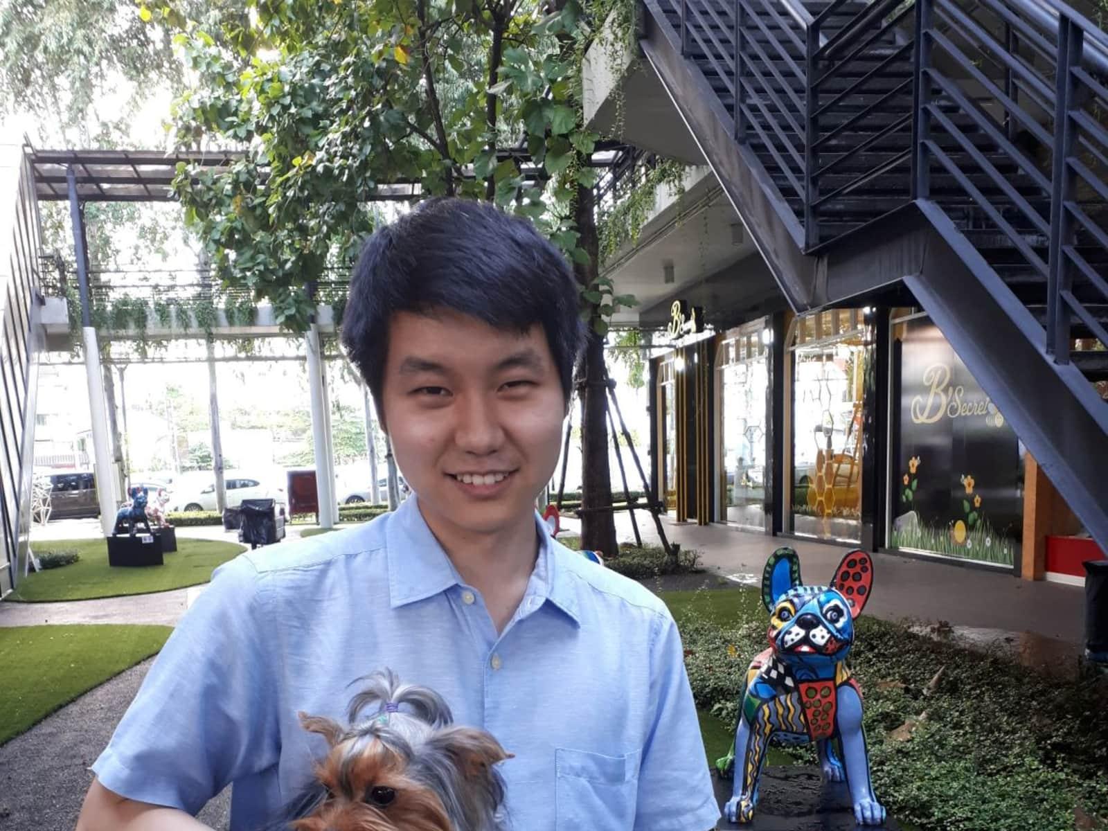 Tossachai from Bangkok, Thailand