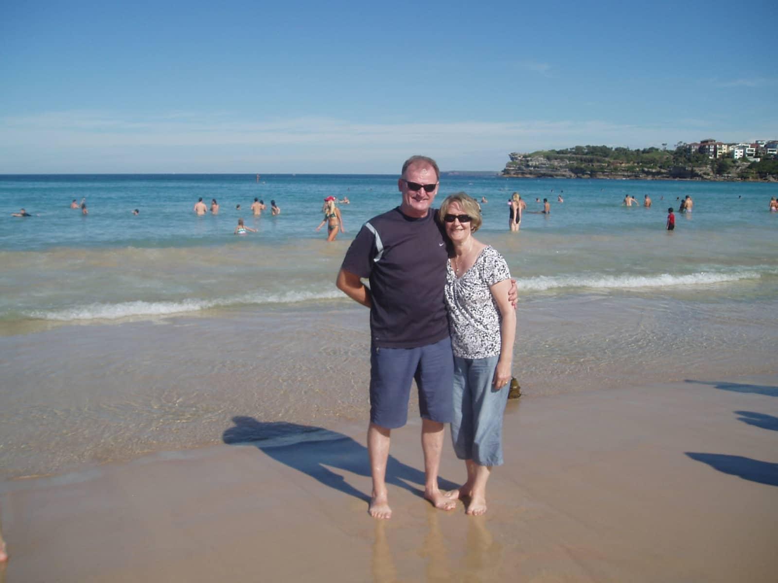 Wendy & Bob from Geelong, Victoria, Australia