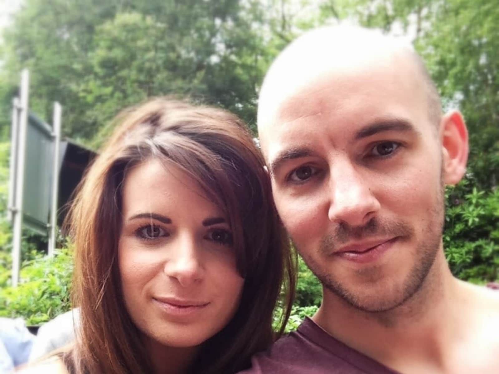Ryan & Lois from Rugby, United Kingdom