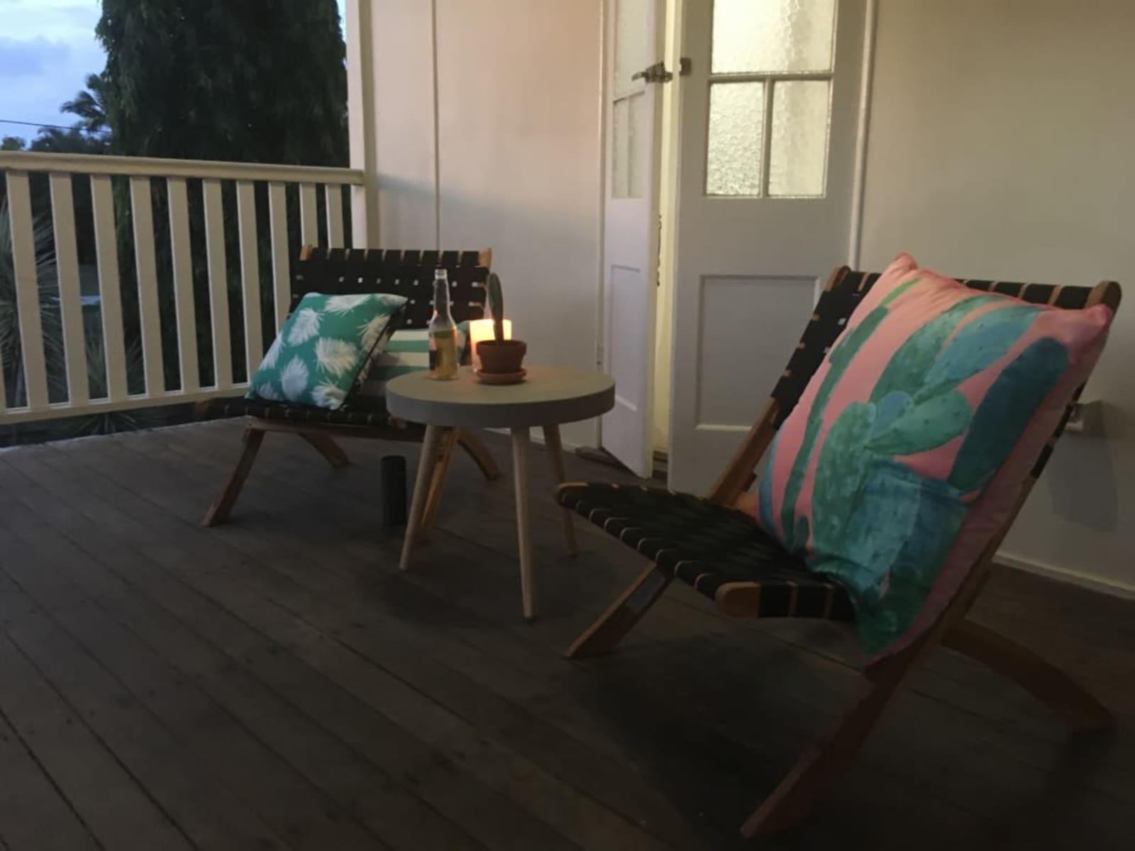 Housesitting assignment in North Ward, Queensland, Australia
