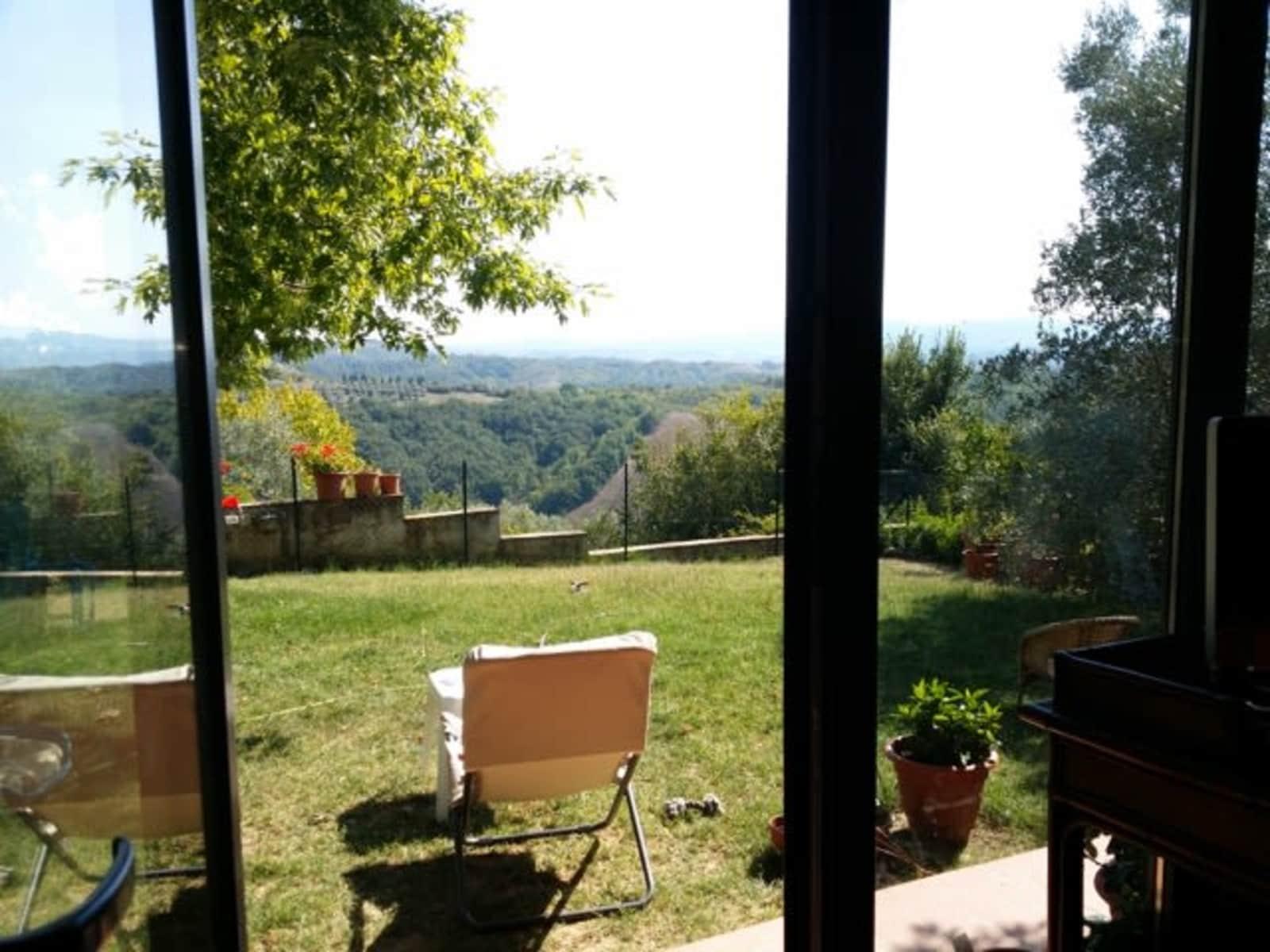 Housesitting assignment in Montespertoli, Italy