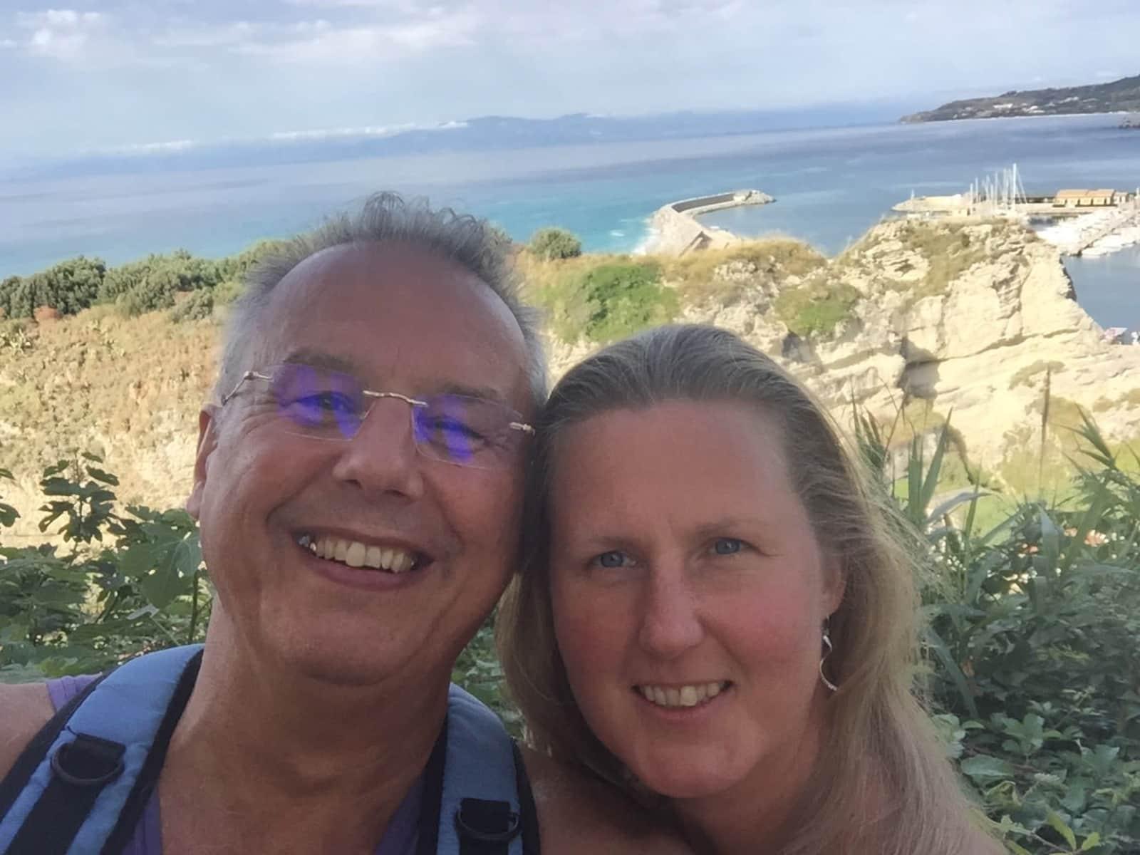 Gerry & Ella from Halifax, United Kingdom