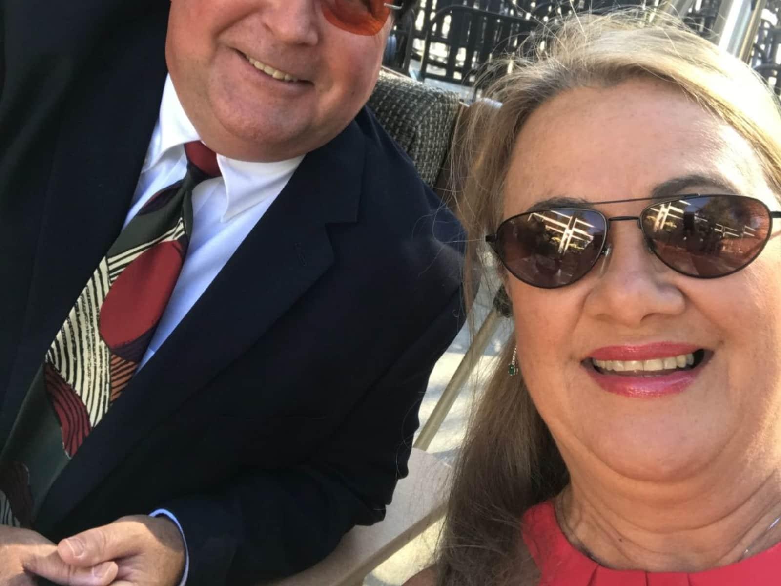 Jay & Lilliana from Atlantic Beach, North Carolina, United States
