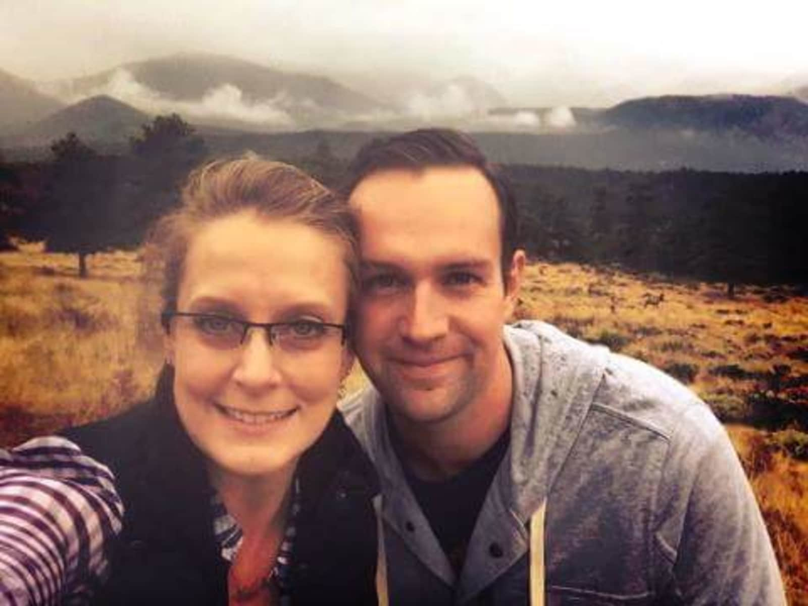 Leslie & James from Arlington, Virginia, United States