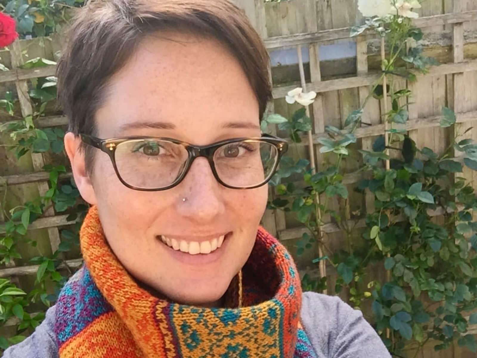 Larissa from London, United Kingdom