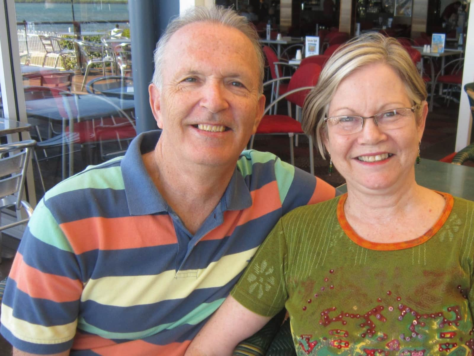 Lyndel & Peter from Brisbane, Queensland, Australia