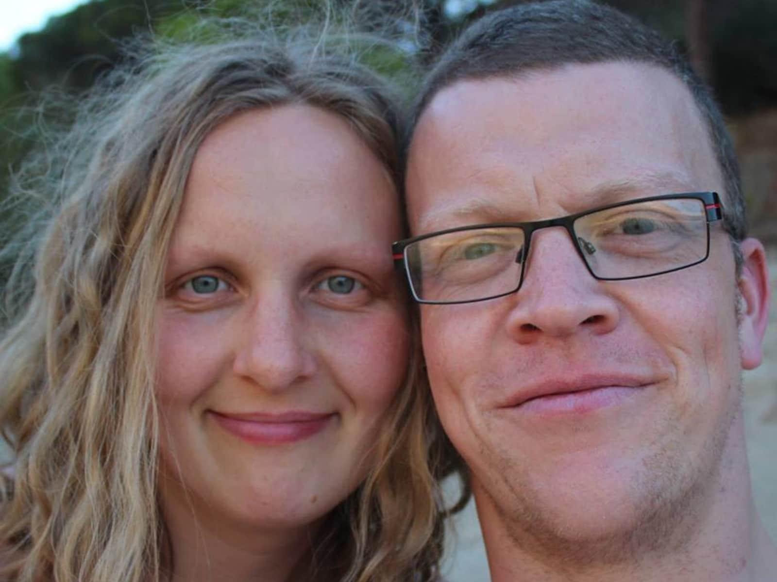 Adele & Bob from Todmorden, United Kingdom