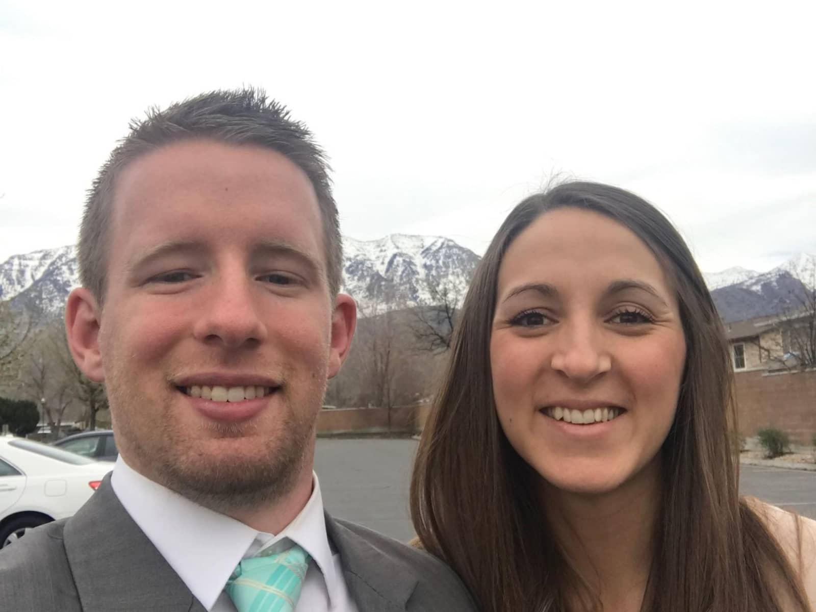 Kimberlie & Tanner from Orem, Utah, United States