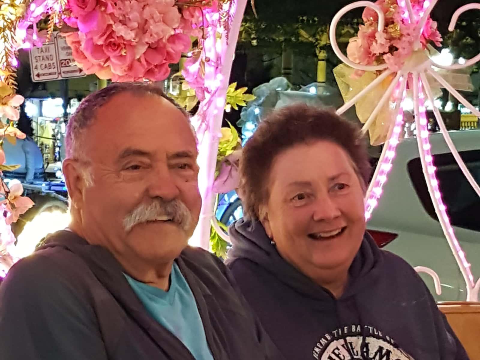 Suzanne & Jeff from Tubac, Arizona, United States