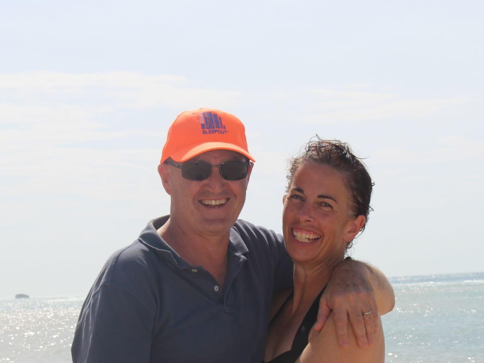 John & Louise from Perth, Western Australia, Australia