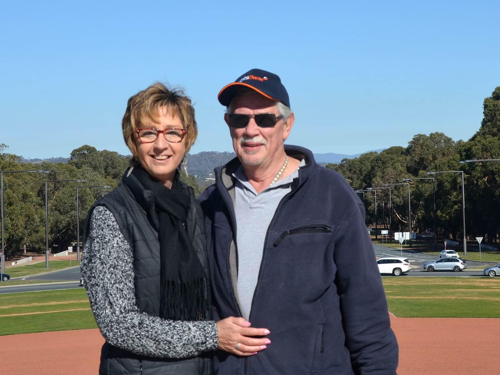 John & Renate from Adelaide, South Australia, Australia
