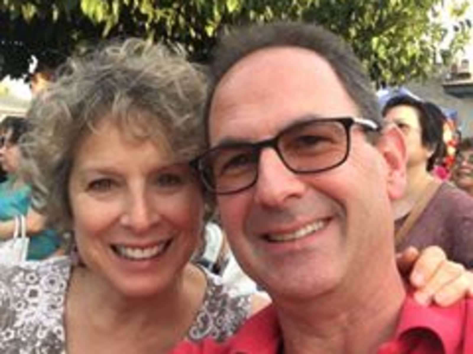 Marcy & Randy from Fresno, California, United States