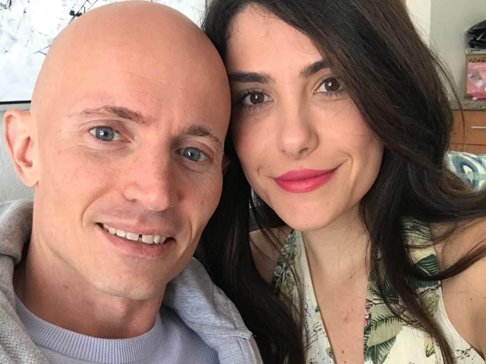 Jennifer & Ahram from Los Angeles, California, United States