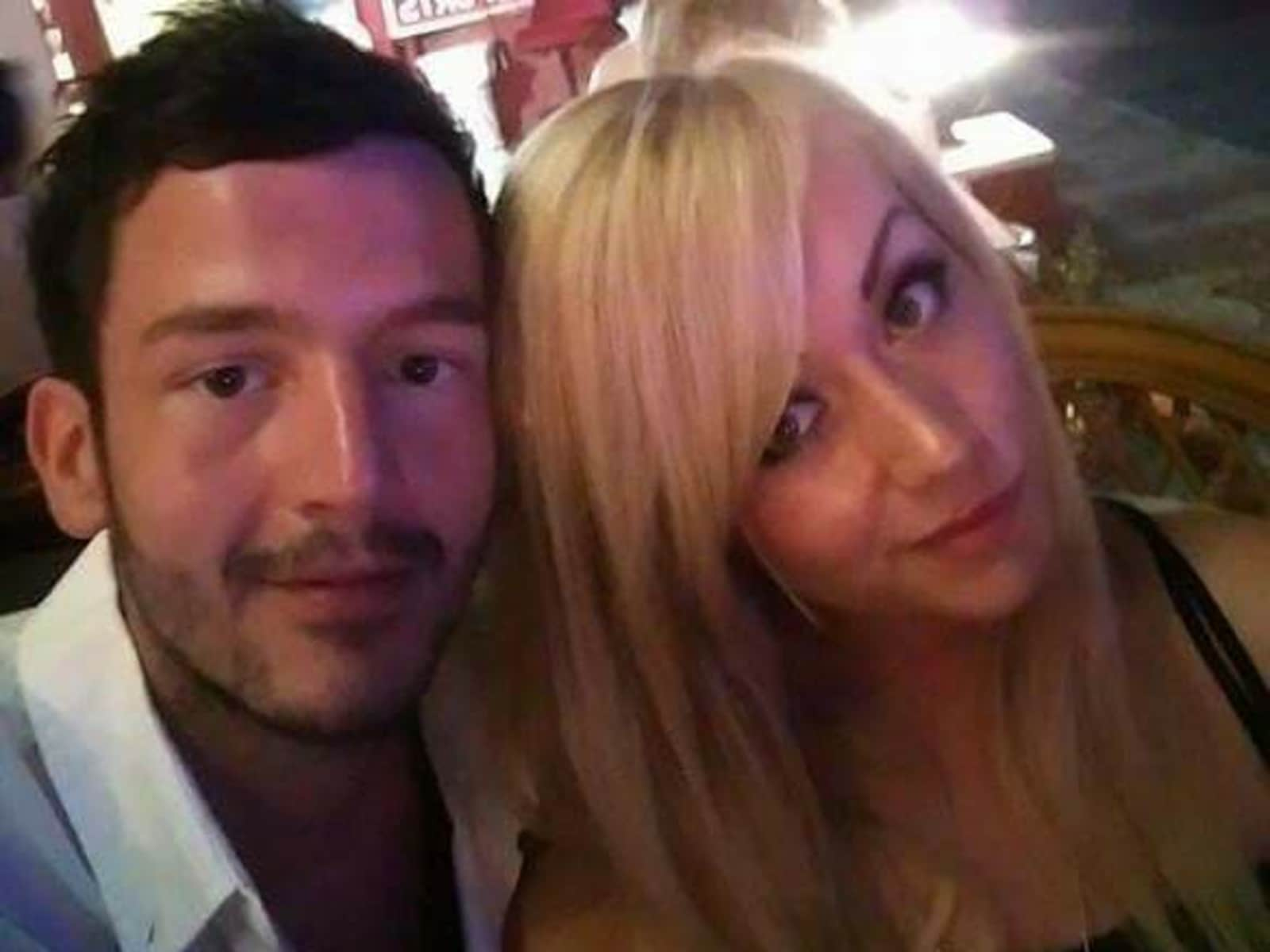 Sophie & Mike from St Helens, United Kingdom