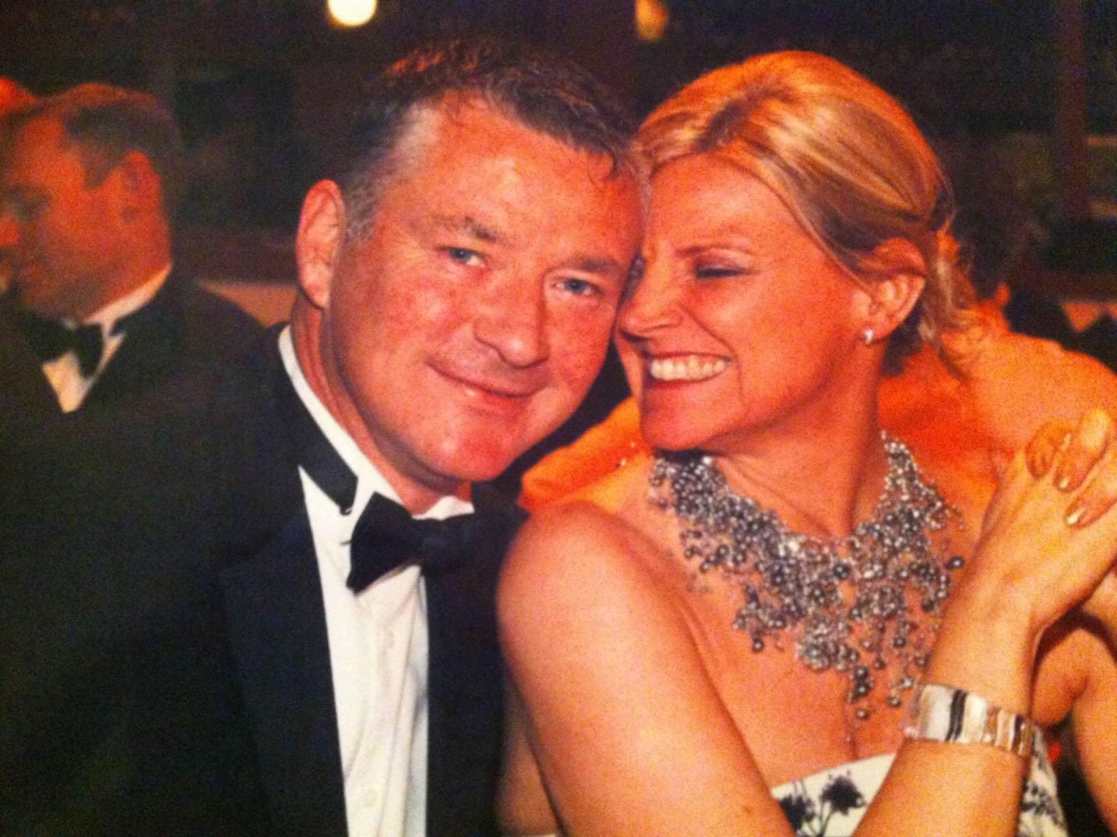 Helen & Mike from Lymm, United Kingdom