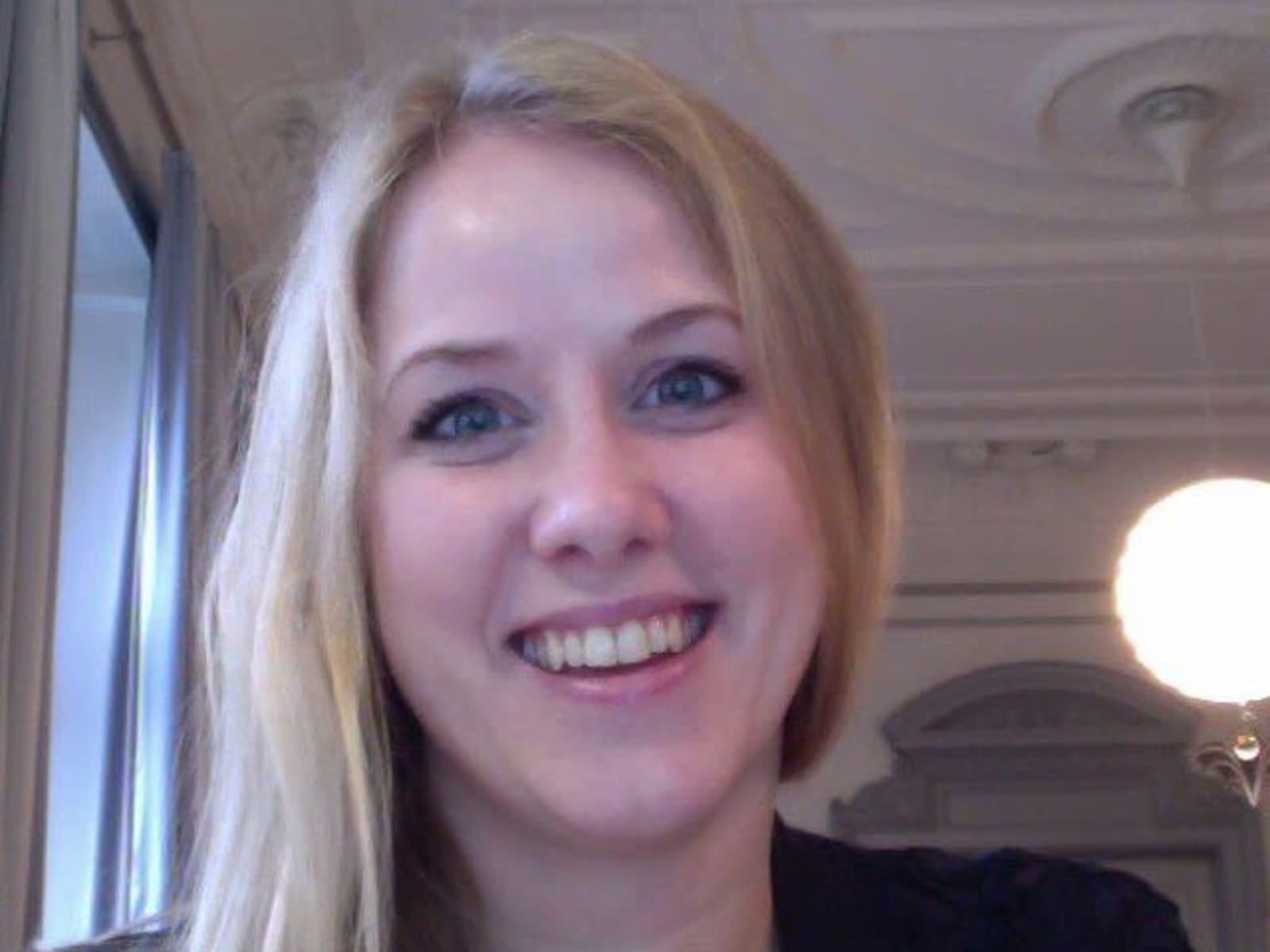 Marit from Hamburg, Germany