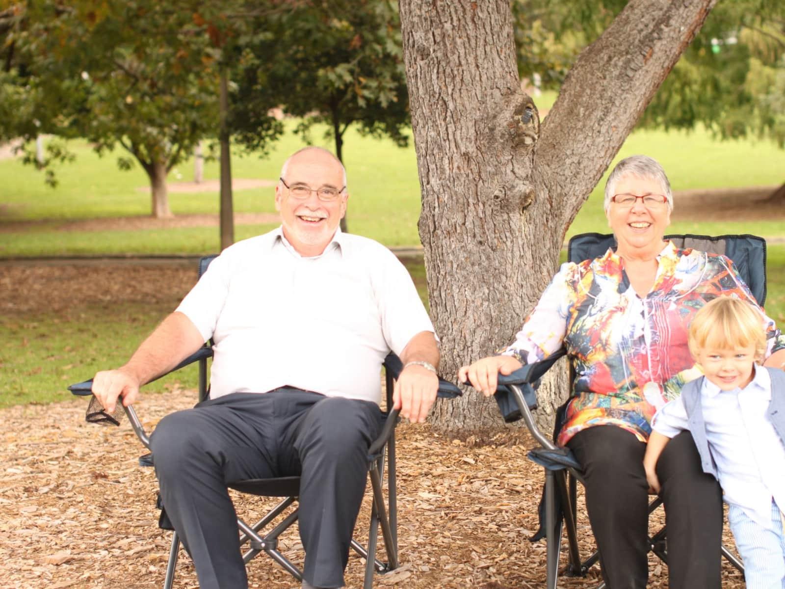 Dianne & Dennis from Canberra, Australian Capital Territory, Australia
