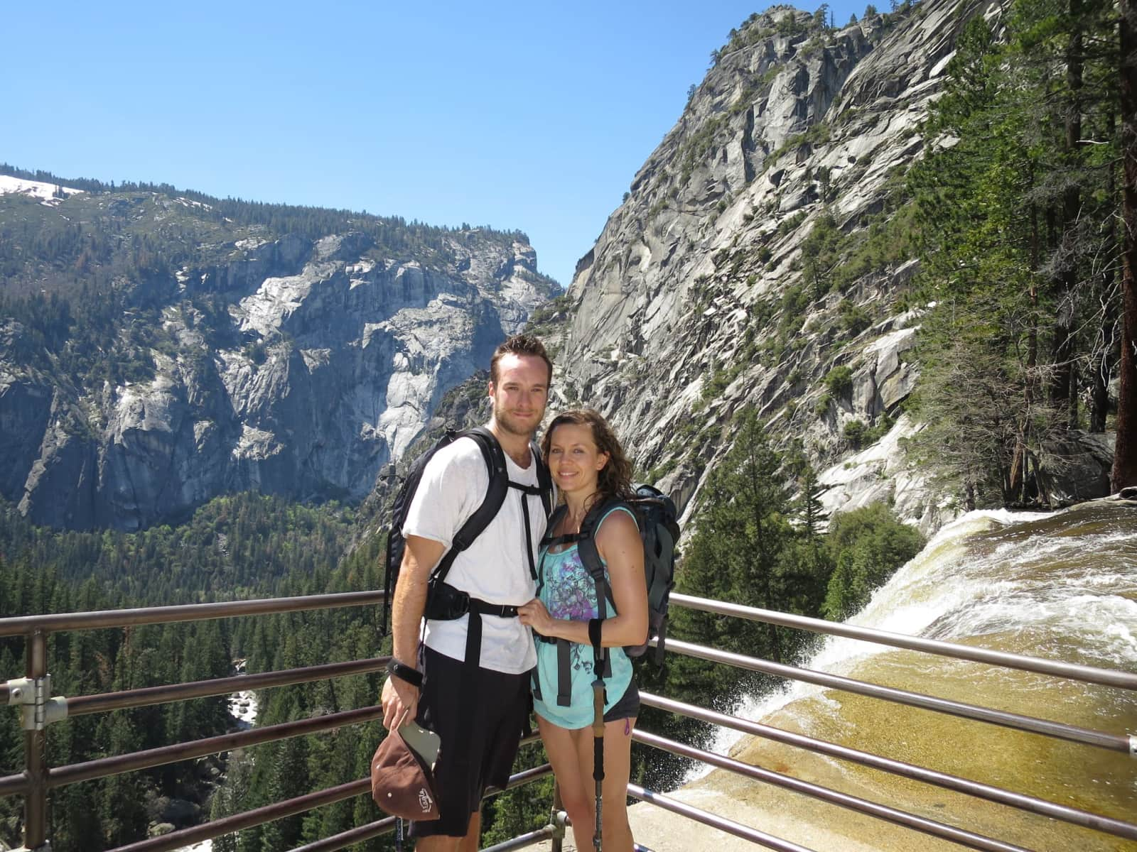 Carleen & James from Oxford, United Kingdom