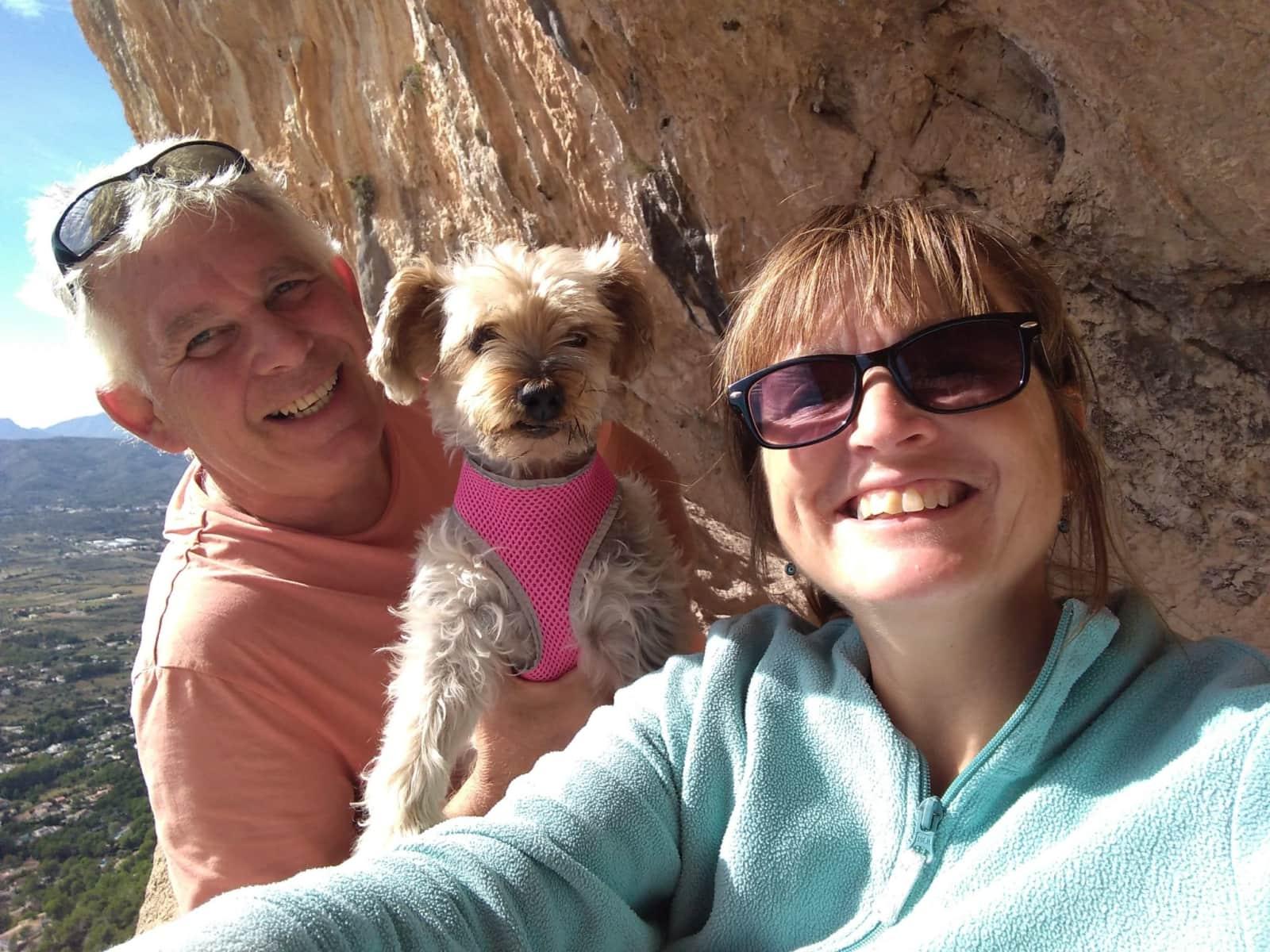Janie & Bob from Javea, Spain