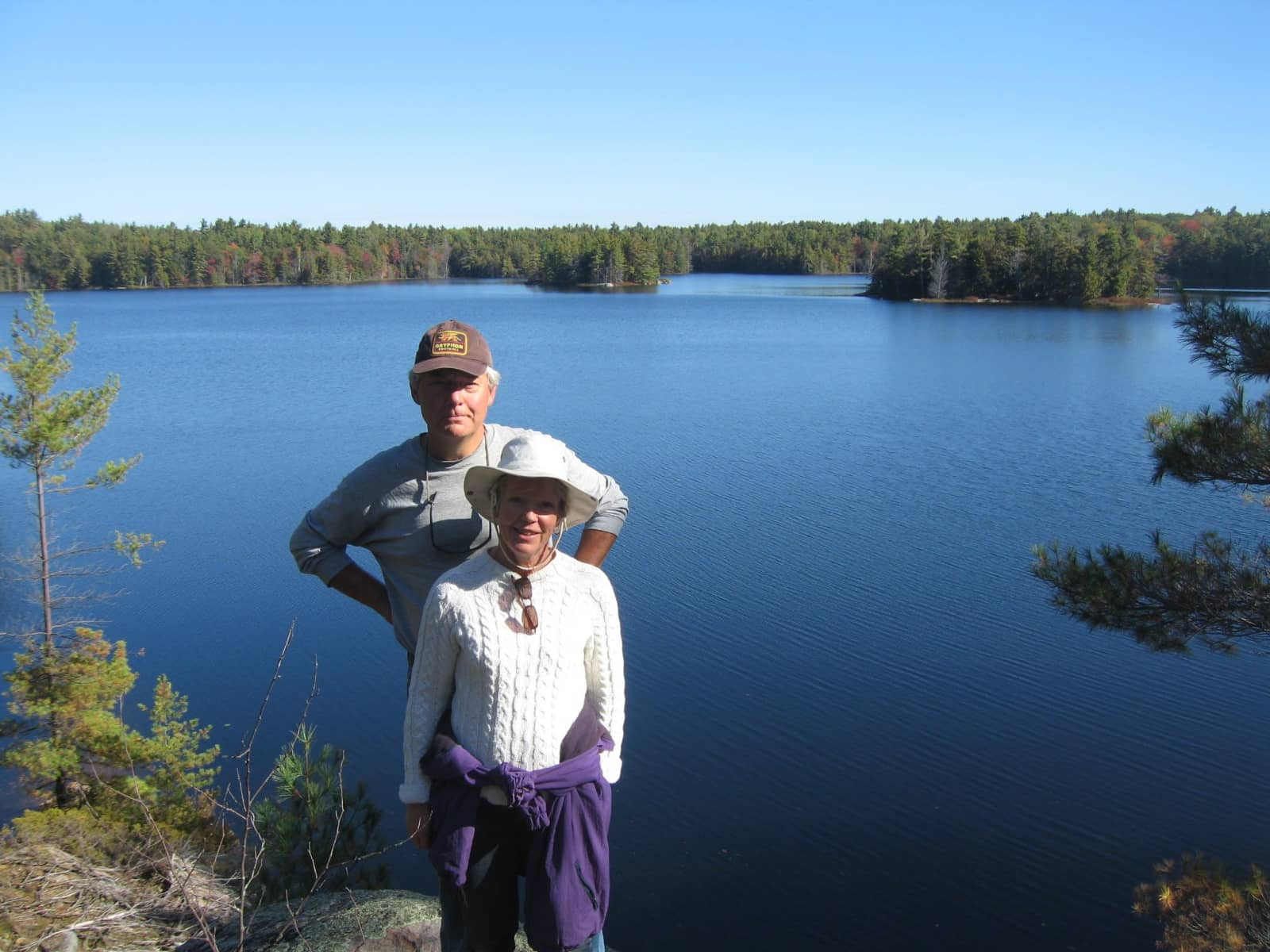 Audrey & Bruce from Burlington, Ontario, Canada
