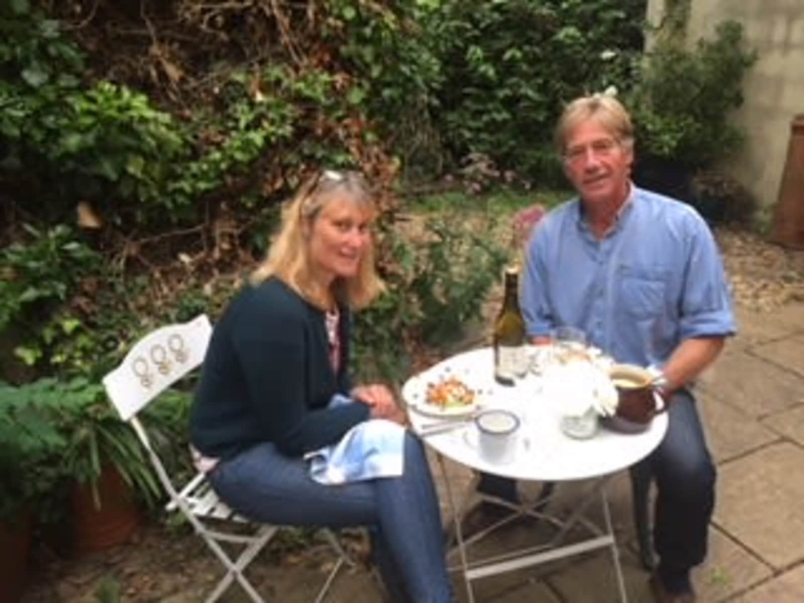 Suzanne & David from Yeovil, United Kingdom