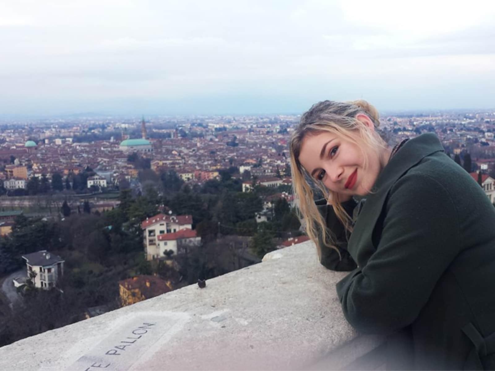 Rosina from Bath, United Kingdom